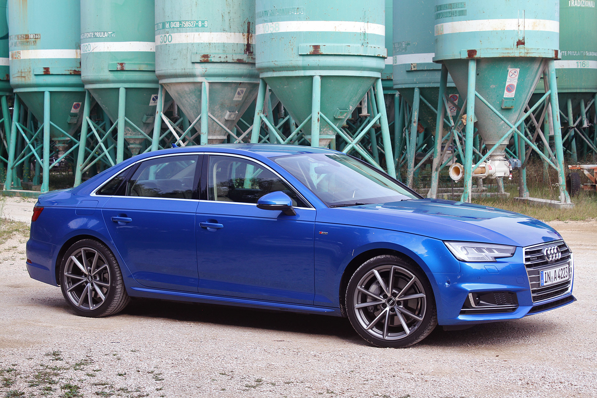 audi a4 prices reviews and new model information autoblog