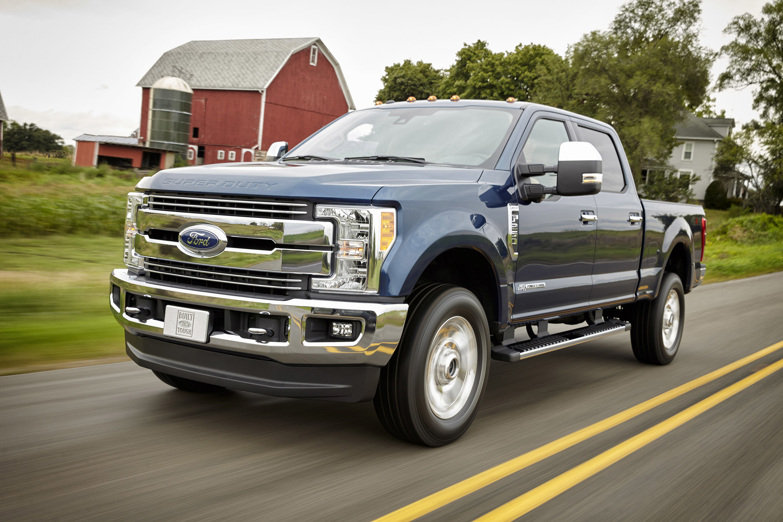 Thread 2017 ford f series super duty family revealed the toughest smartest most aluminum super duty ever