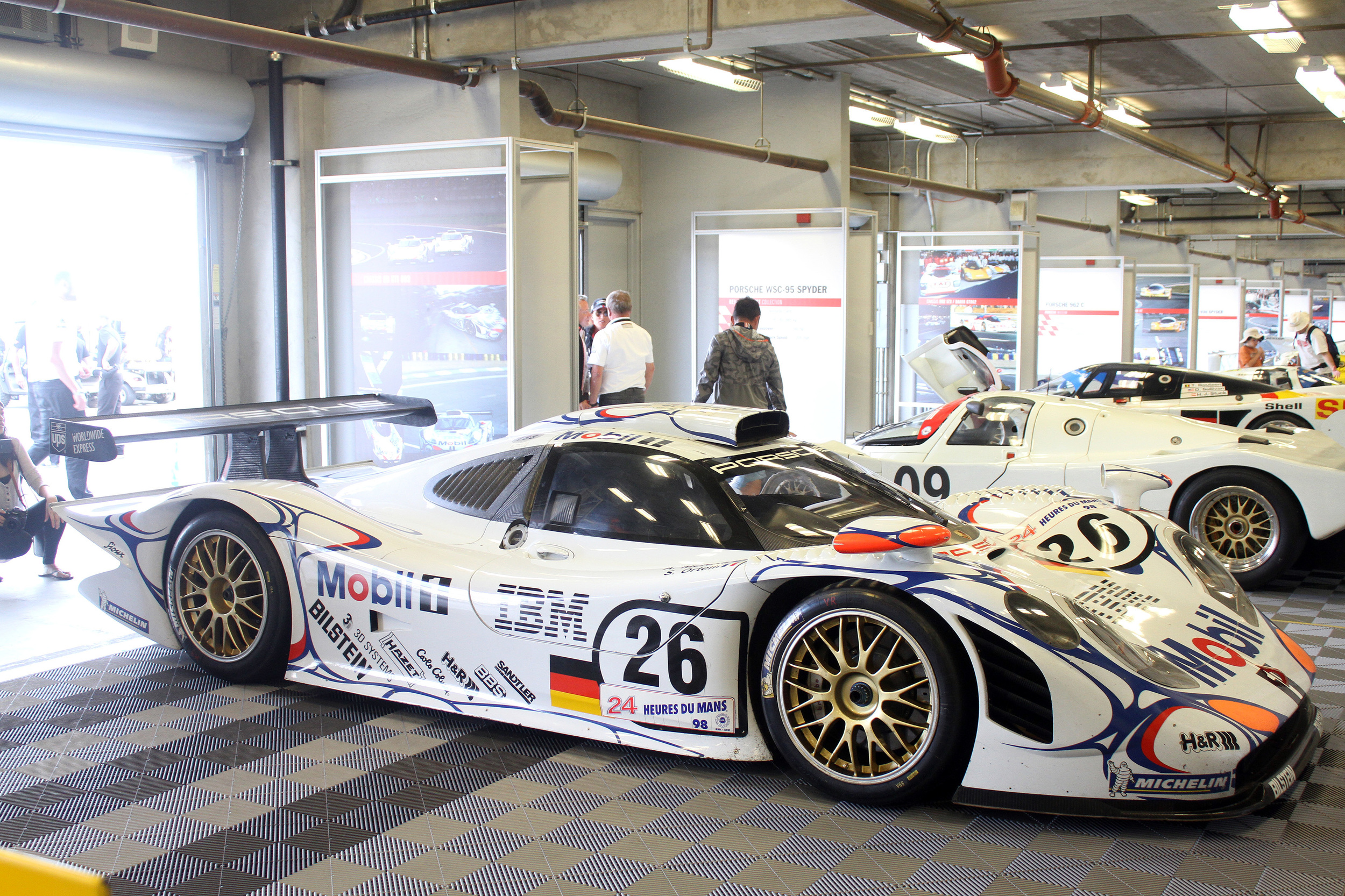 Porsche Le Mans Cars Photo Gallery - Autoblog