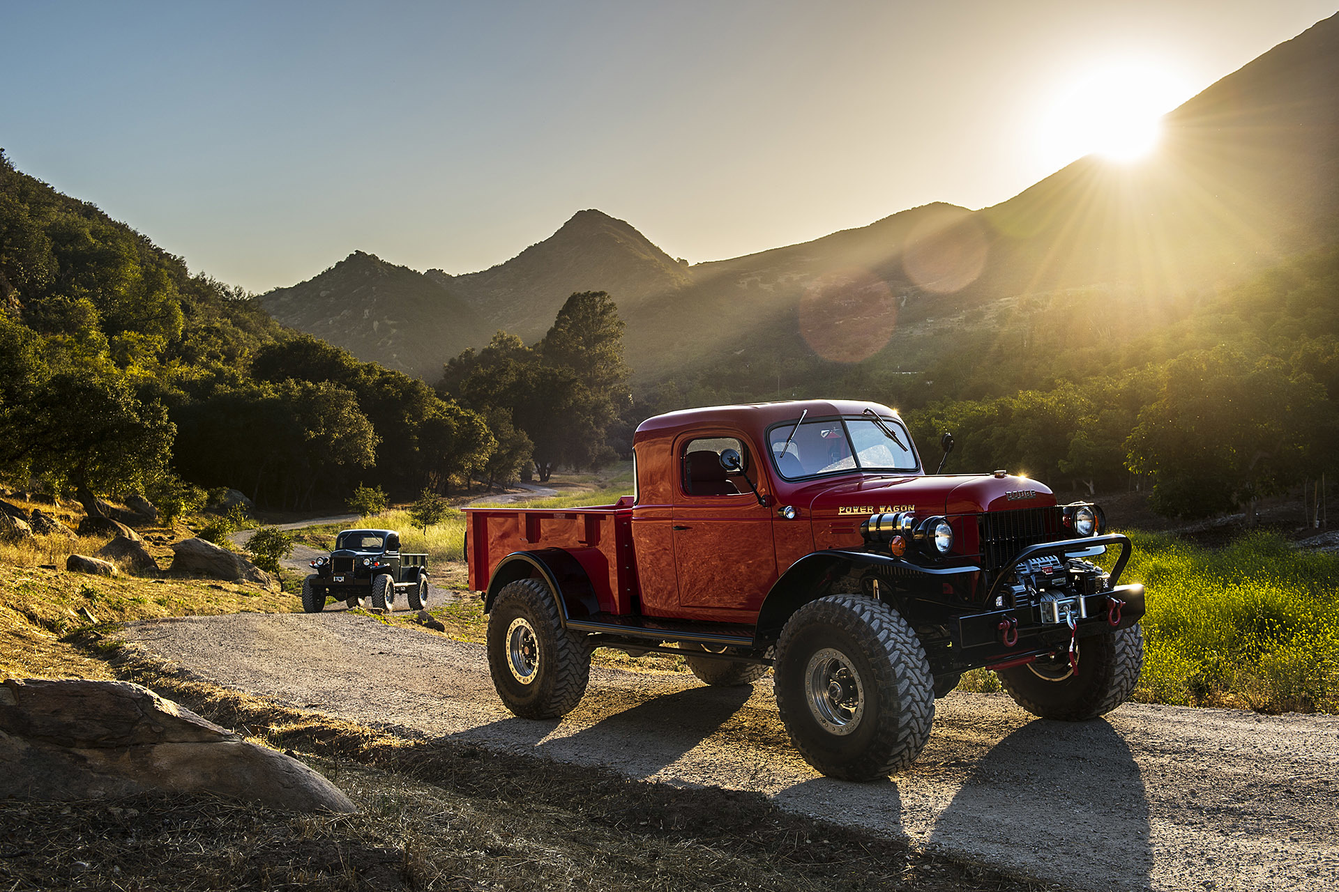 Legacy Classic Power Wagon First Drive Autoblog