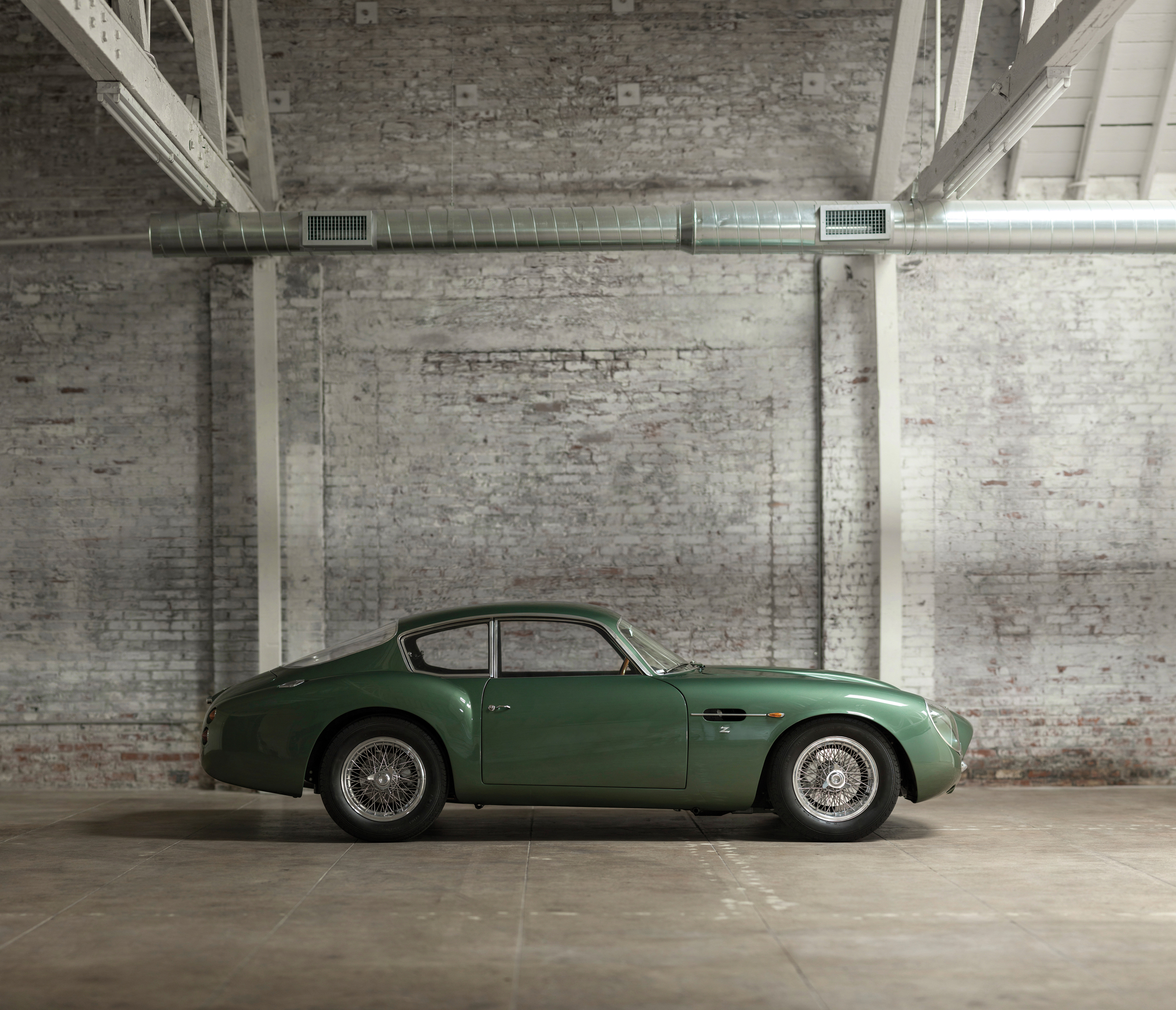 Aston Martin DB4 GT Zagato Expected To Fetch Over $16M