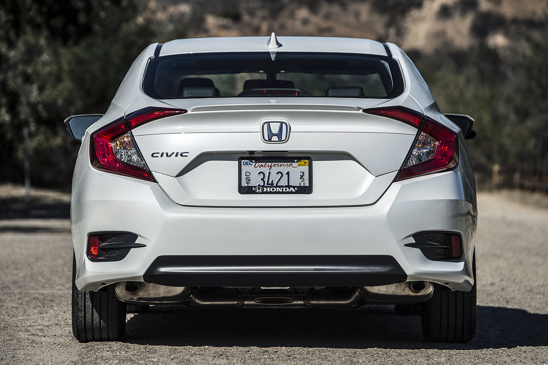 2016 Honda Civic First Drive Photo Gallery