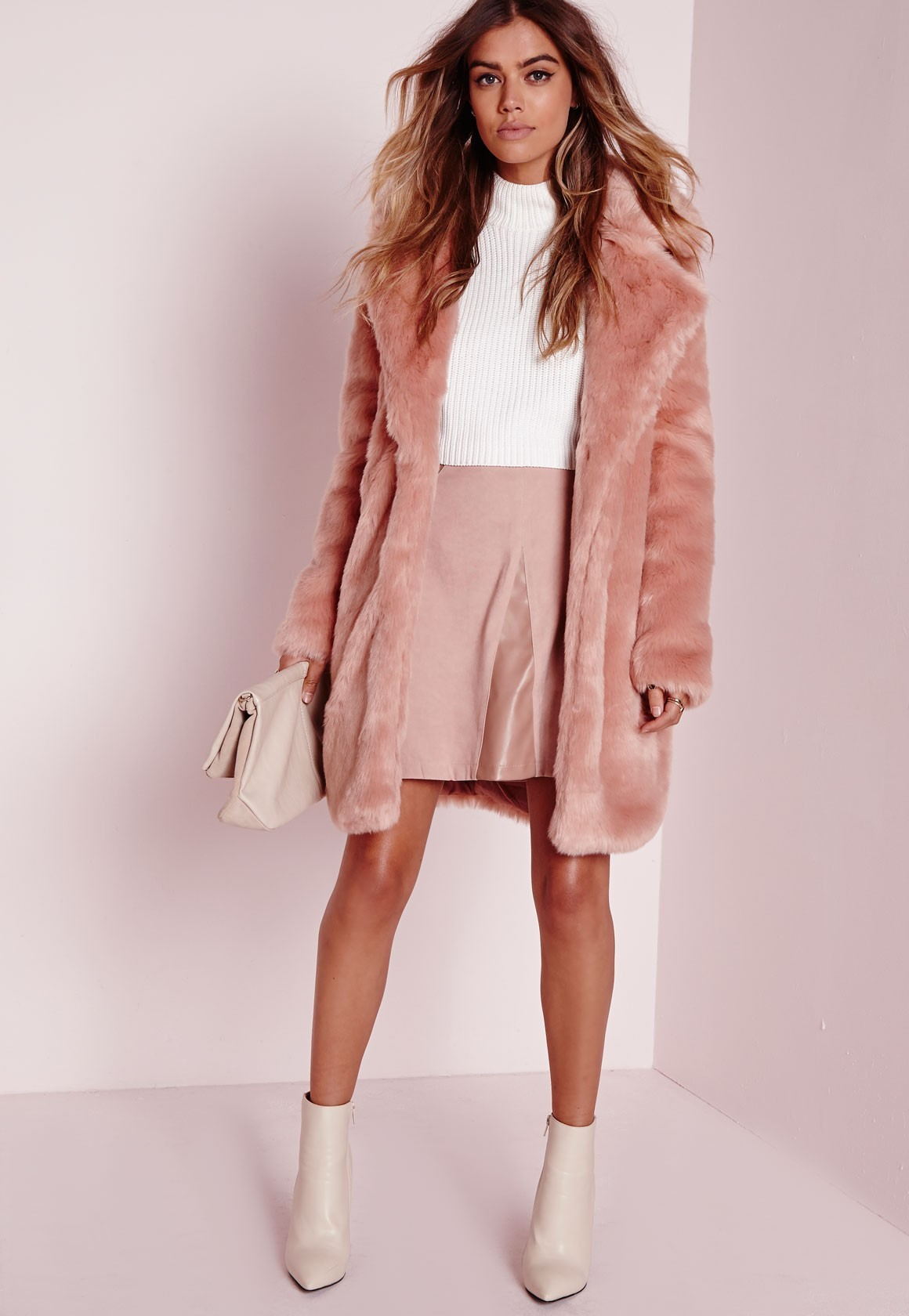 10 Faux Fur Coats to Snuggle Into This Fall