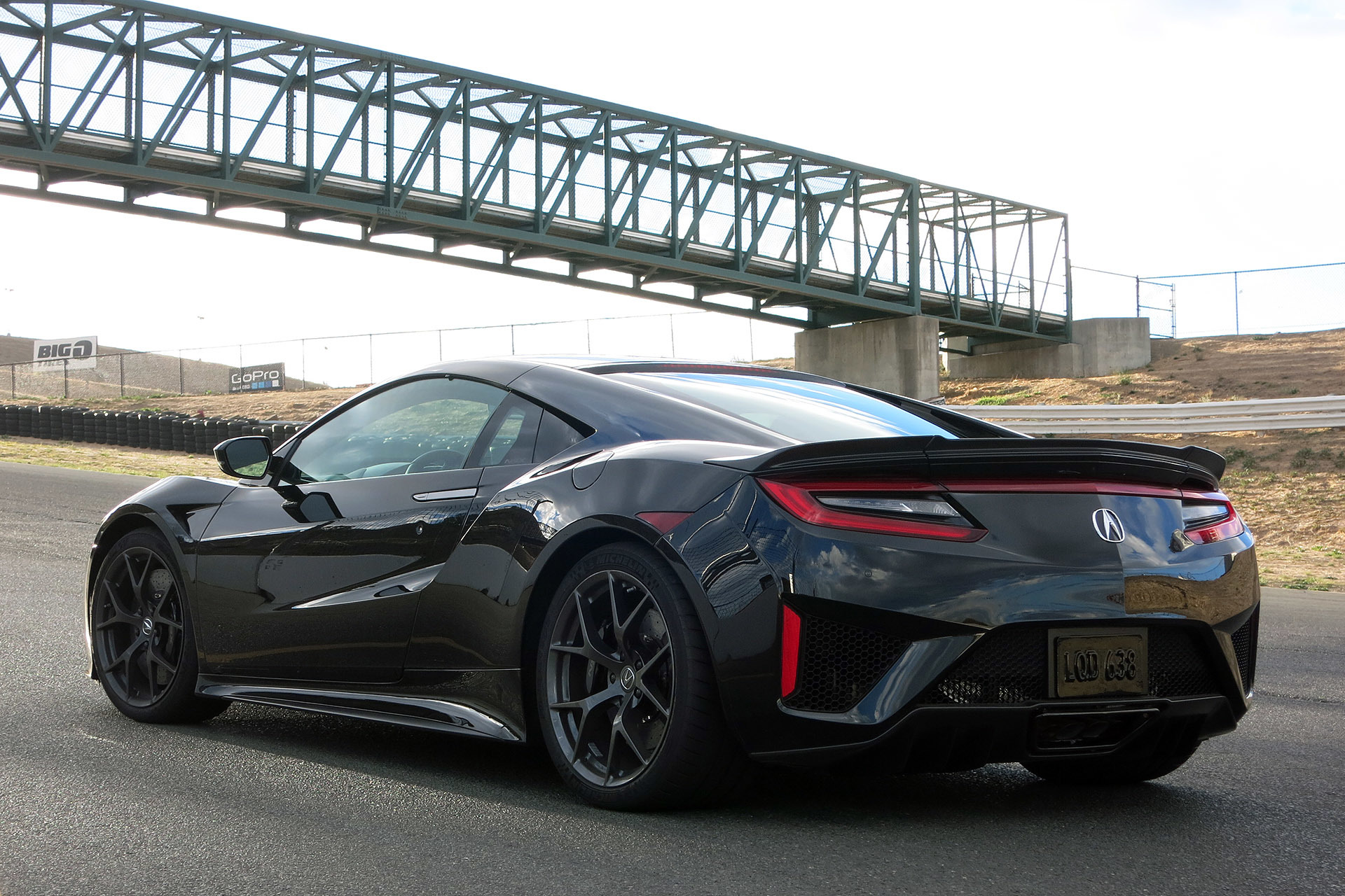2017 Acura NSX First Drive Photo Gallery - Autoblog