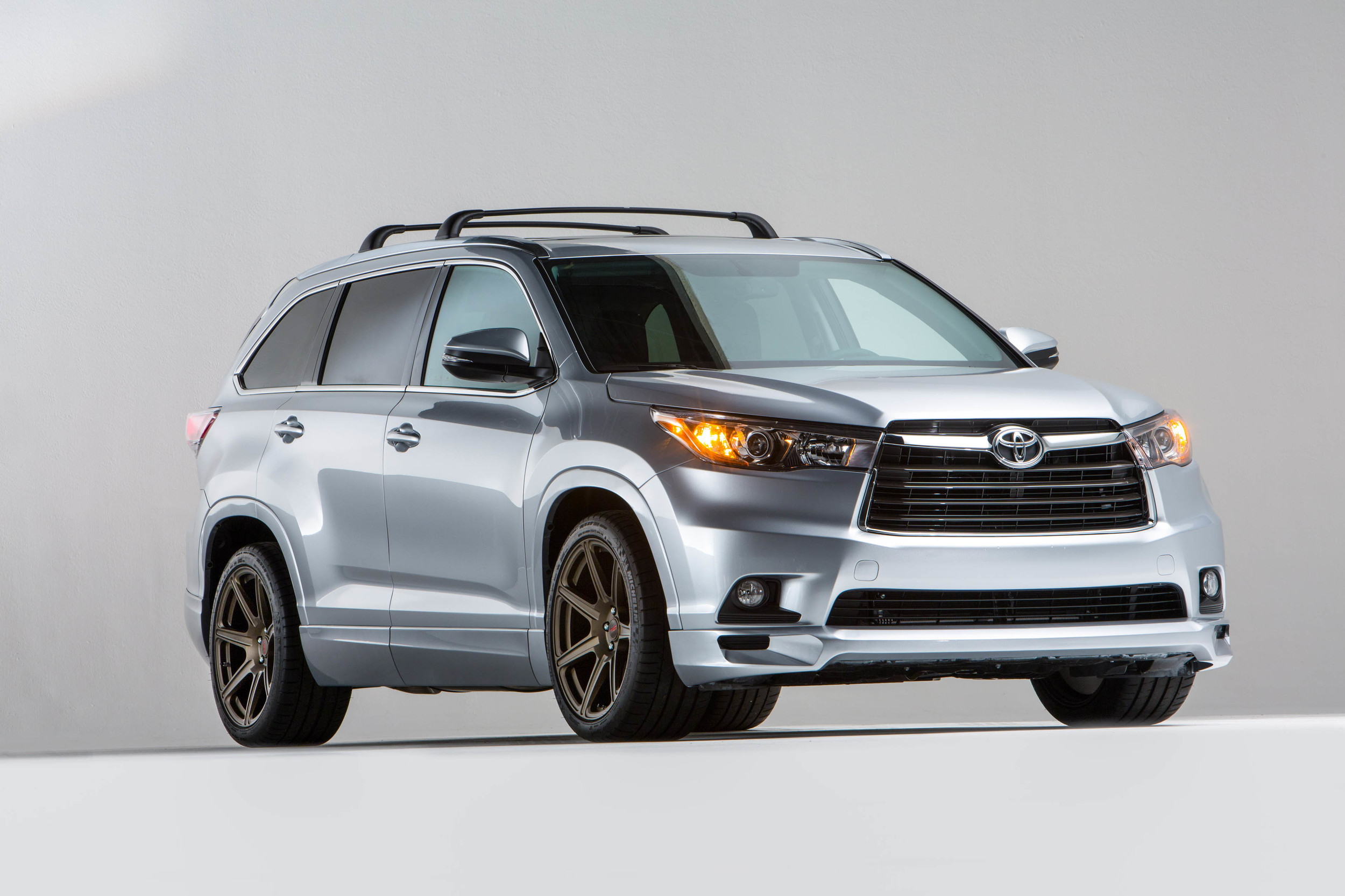 2015 sema highlander concept is beautiful toyota nation forum toyota car and truck forums