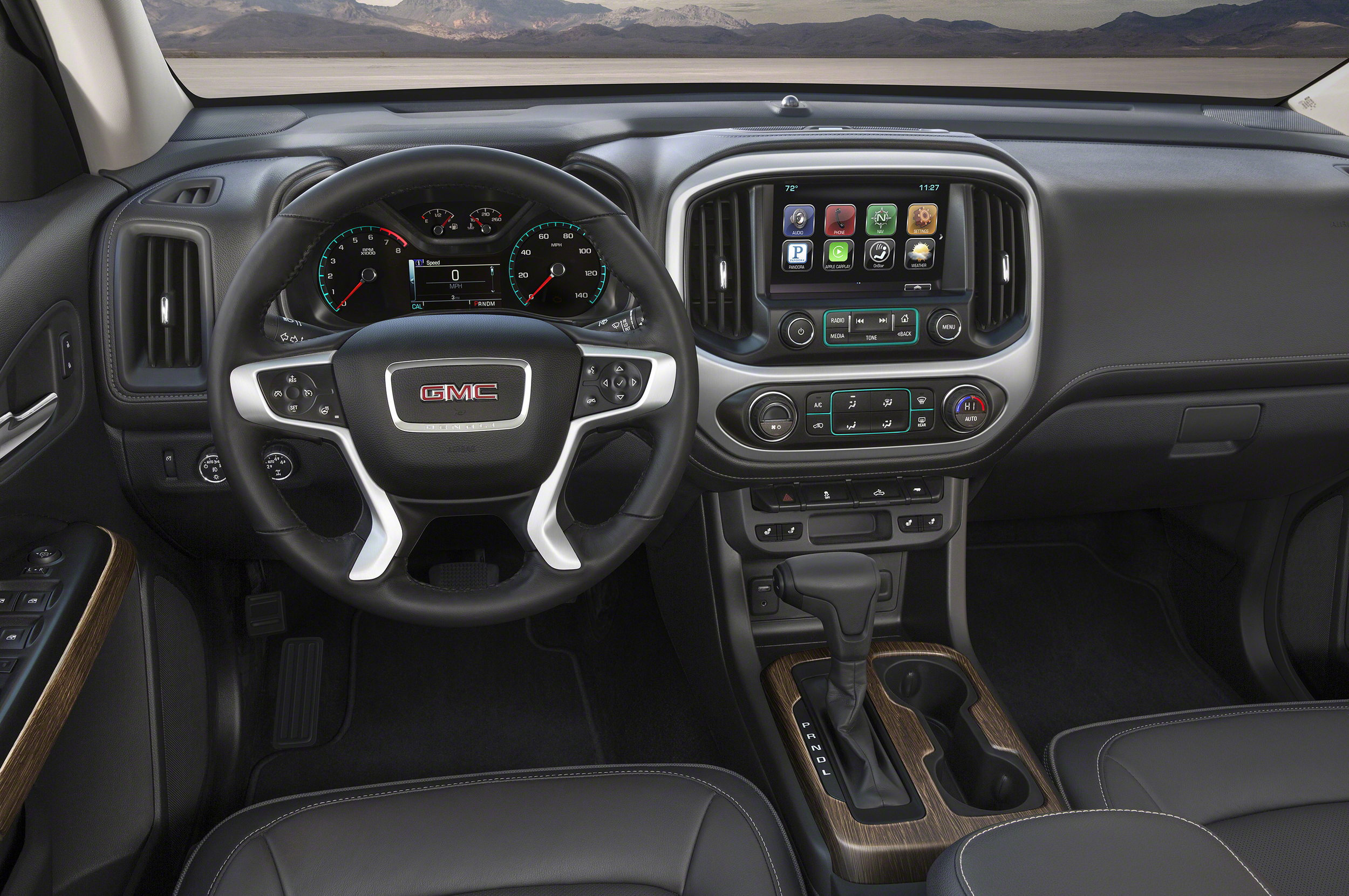 story midsize money unveiled canyon in detroit pickup gmc cars canyonextcab
