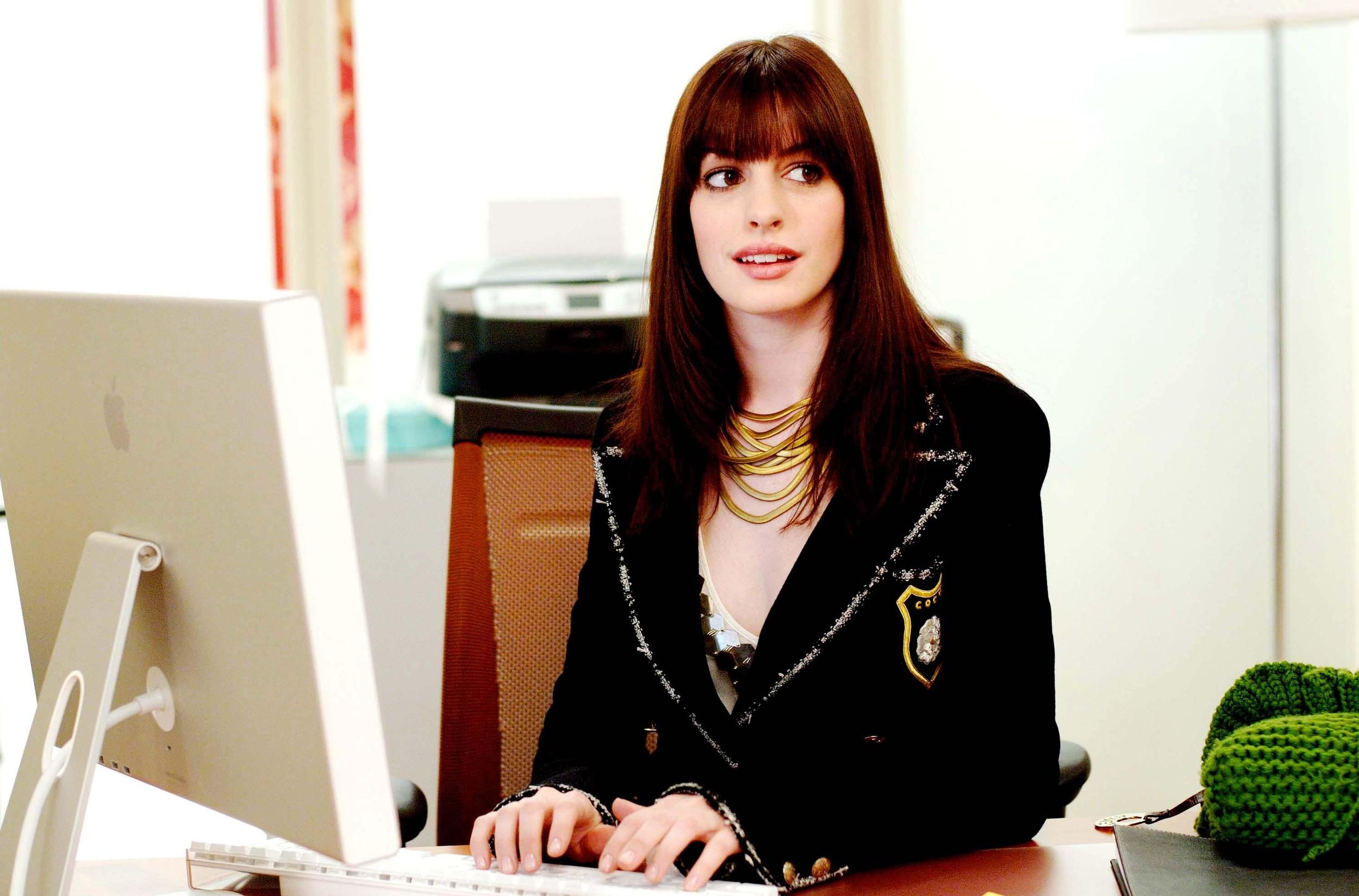 Fashion from devil wears prada 12