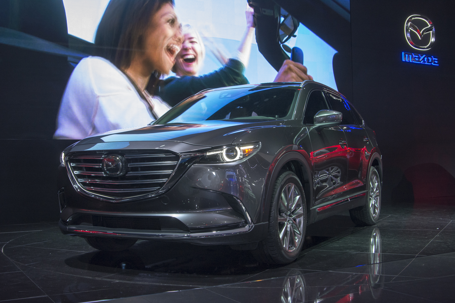 mazda cx-9 prices, reviews and new model information - autoblog