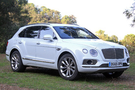 2016 Bentley Bentayga First Drive [w/video] - Autoblog