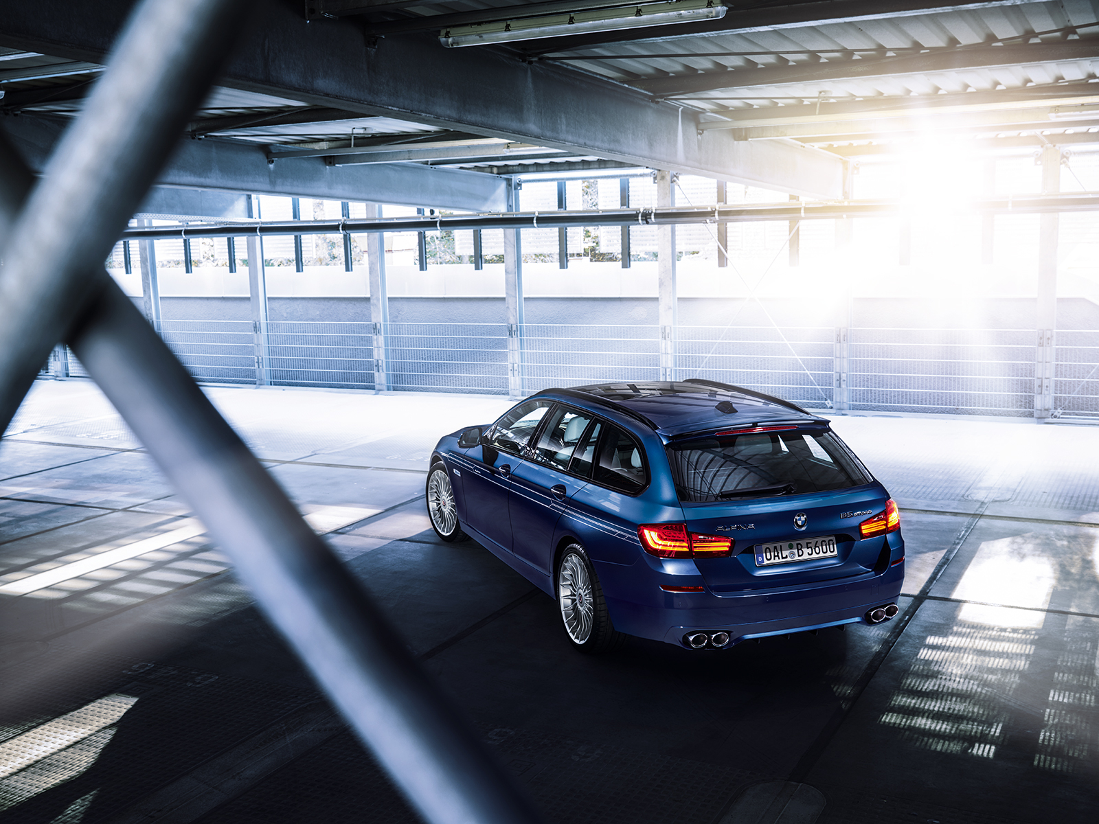 Alpina B5 Biturbo BMW Announce the 2016 Package which is more Powerful