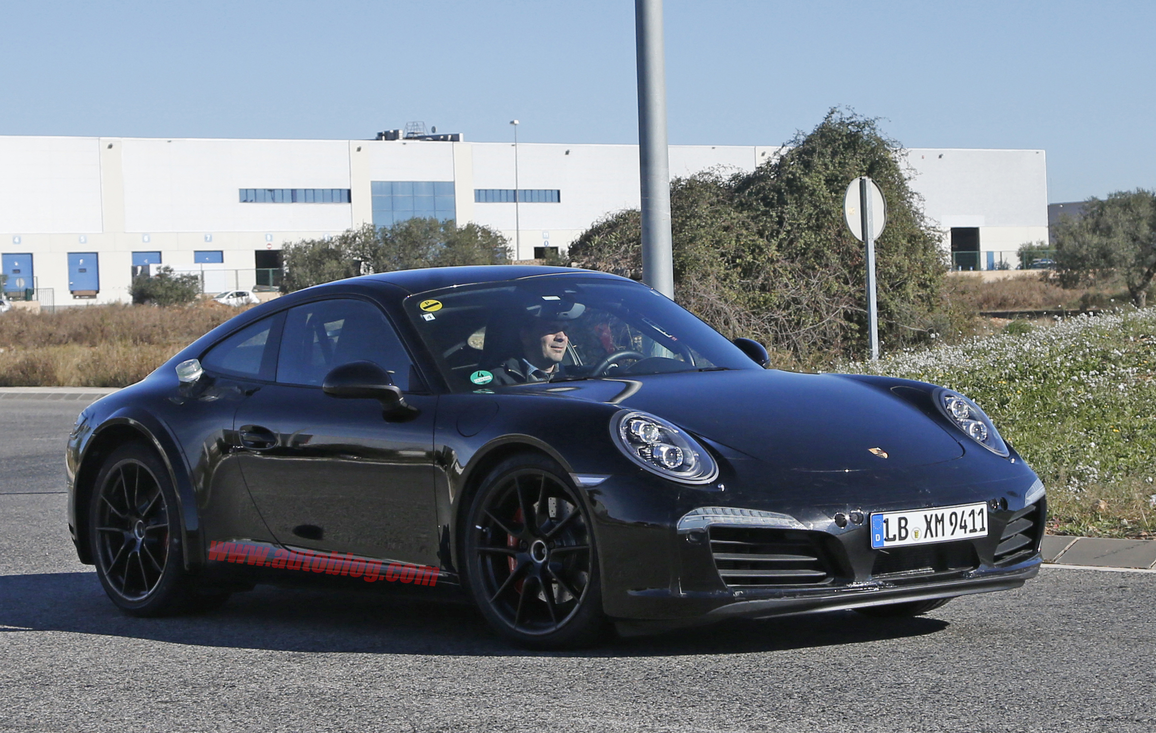 next generation porsche 911 spy shots photo gallery autoblog