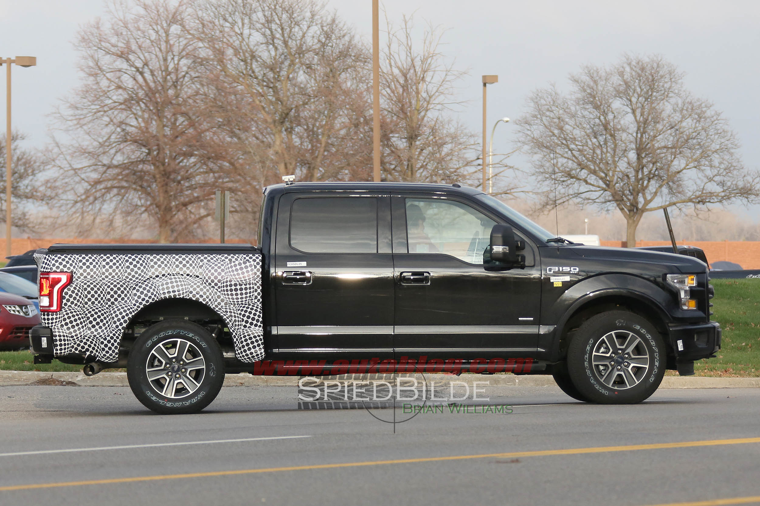 2017 ford f 150 diesel spy shots photo gallery autoblog