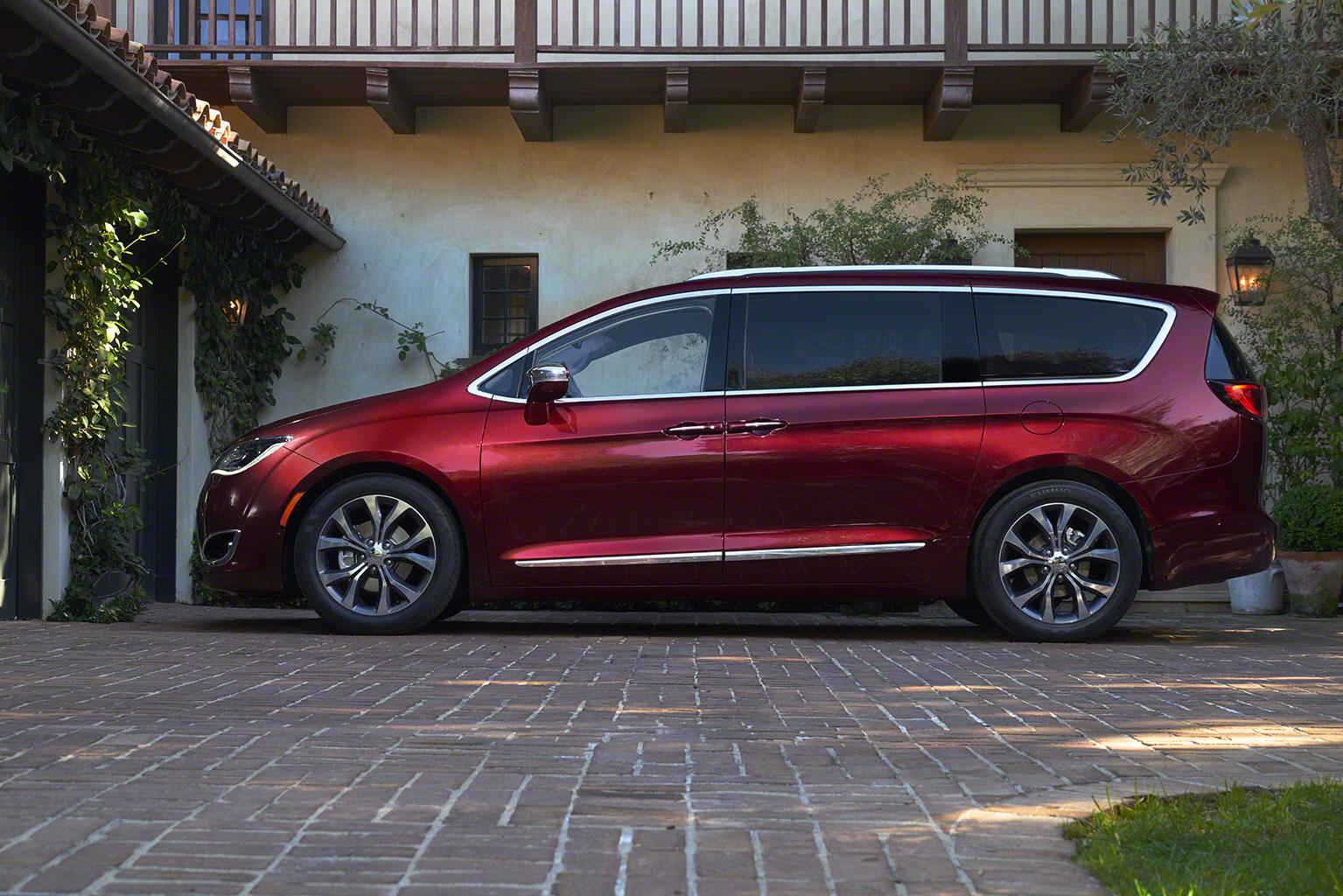 2017 Chrysler Pacifica Town Amp Country Replacement