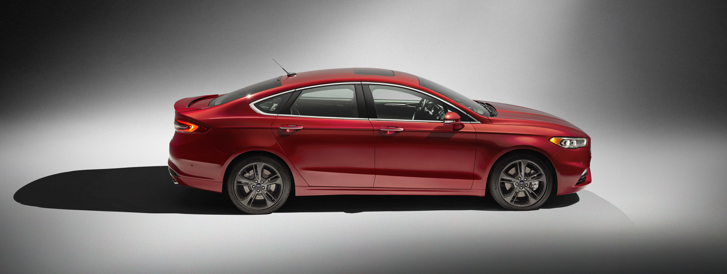 Thread 2017 ford fusion gains facelift 325 hp sport model with awd