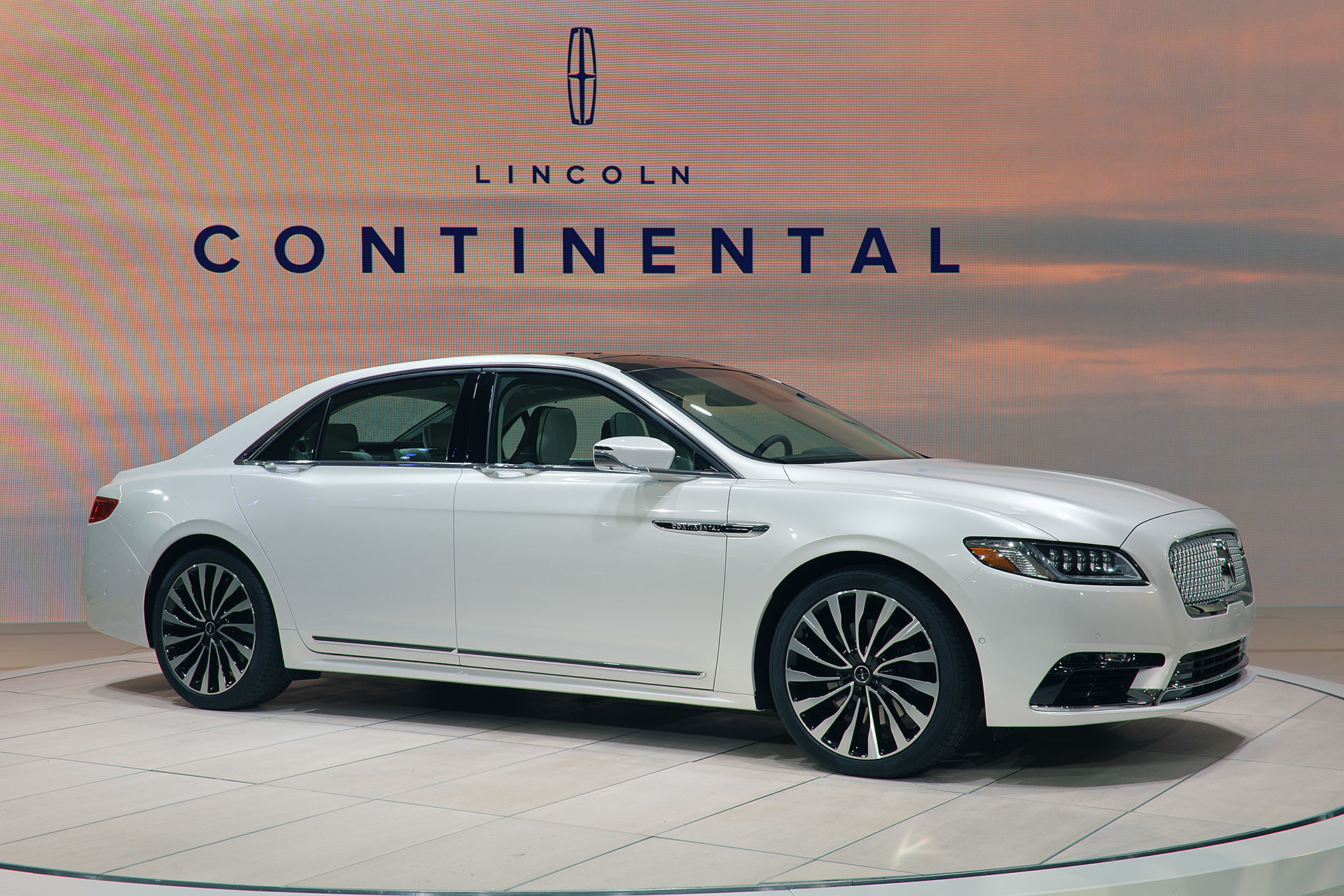 sedan autos sport continental concept pin present lincoln price