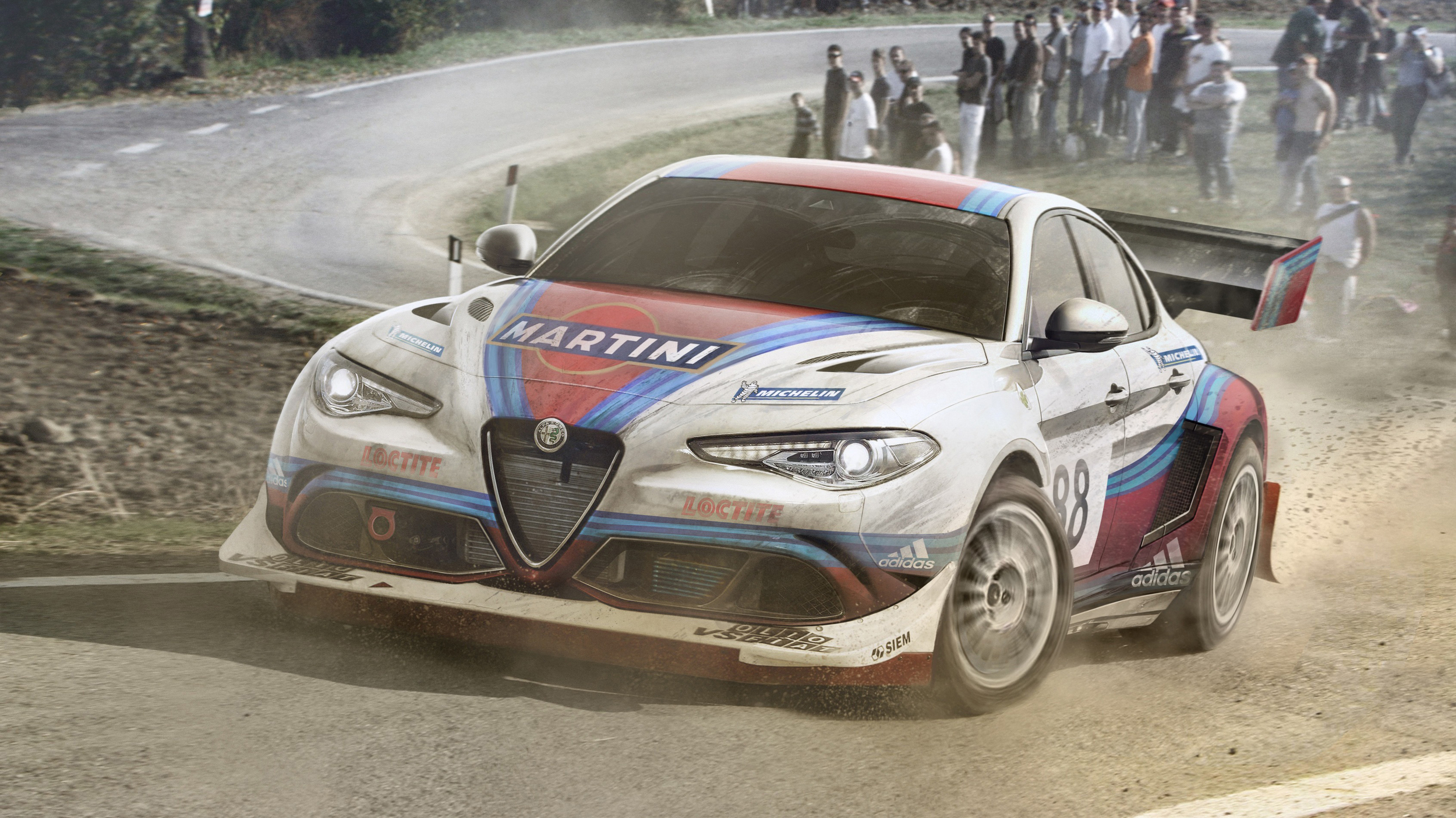 Modern Rally Car Renders Photo Gallery - Autoblog