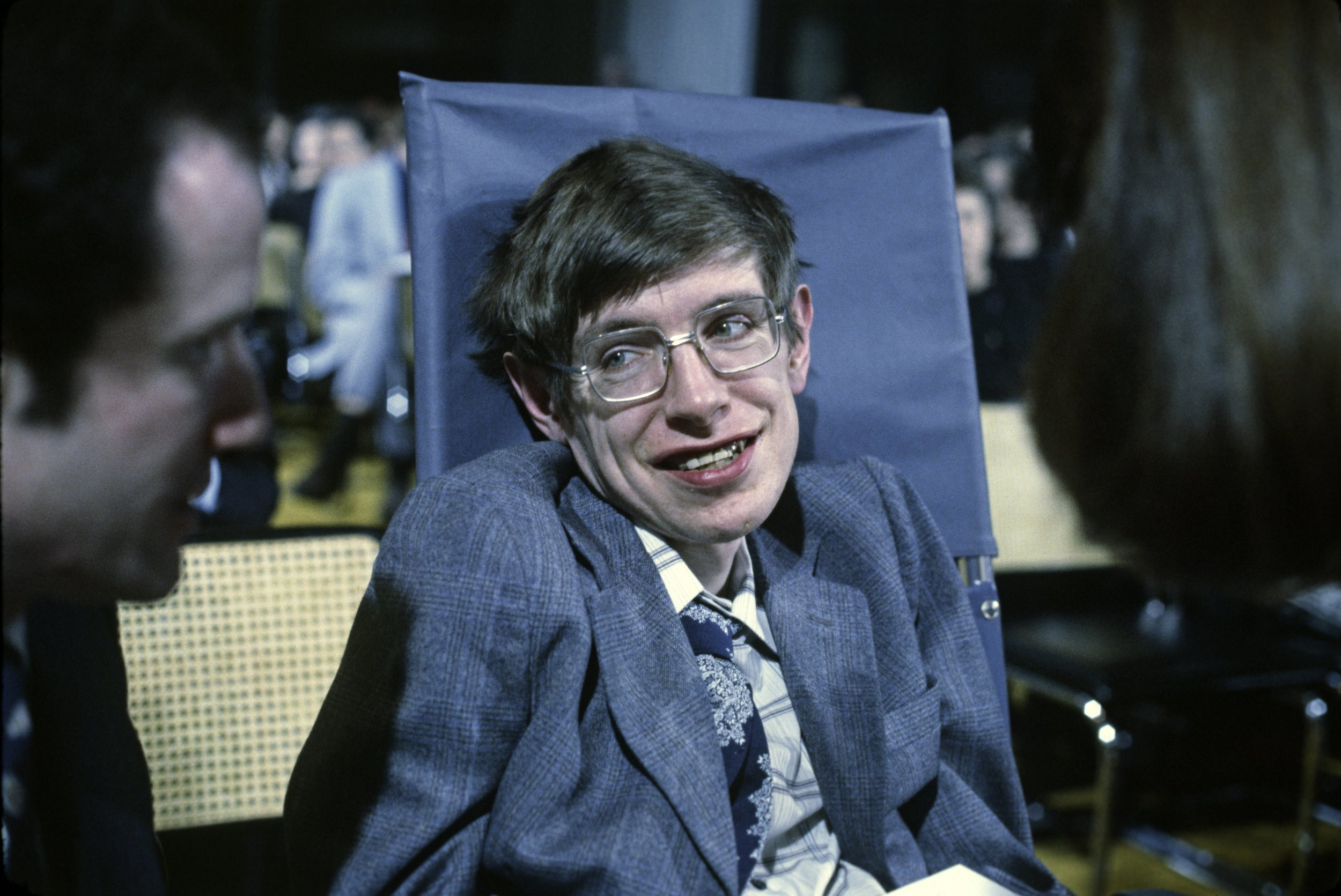 stephen hawking Stephen hawking, according to stephen hawking, is not in heaven or with god, neither of which he believed in.