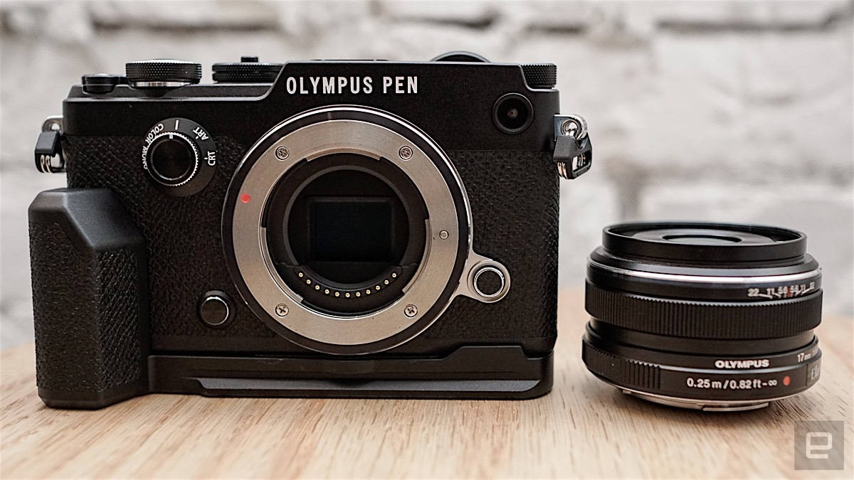 olympus pen f hands on. Black Bedroom Furniture Sets. Home Design Ideas