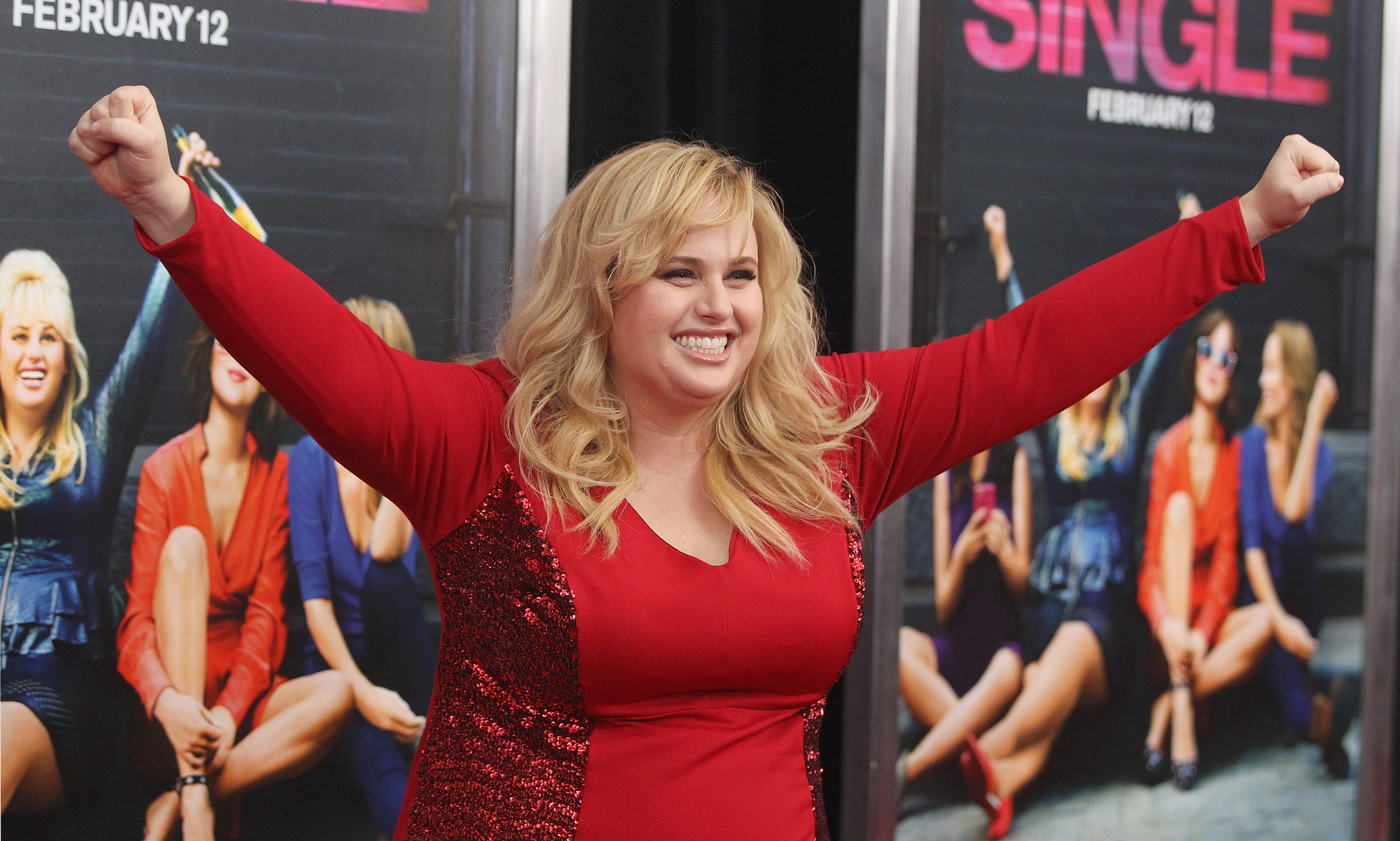 How To Be Single Source Link Rebel Wilson Reveals Her Awkward,  'sporty' First Head Shot Amazon: