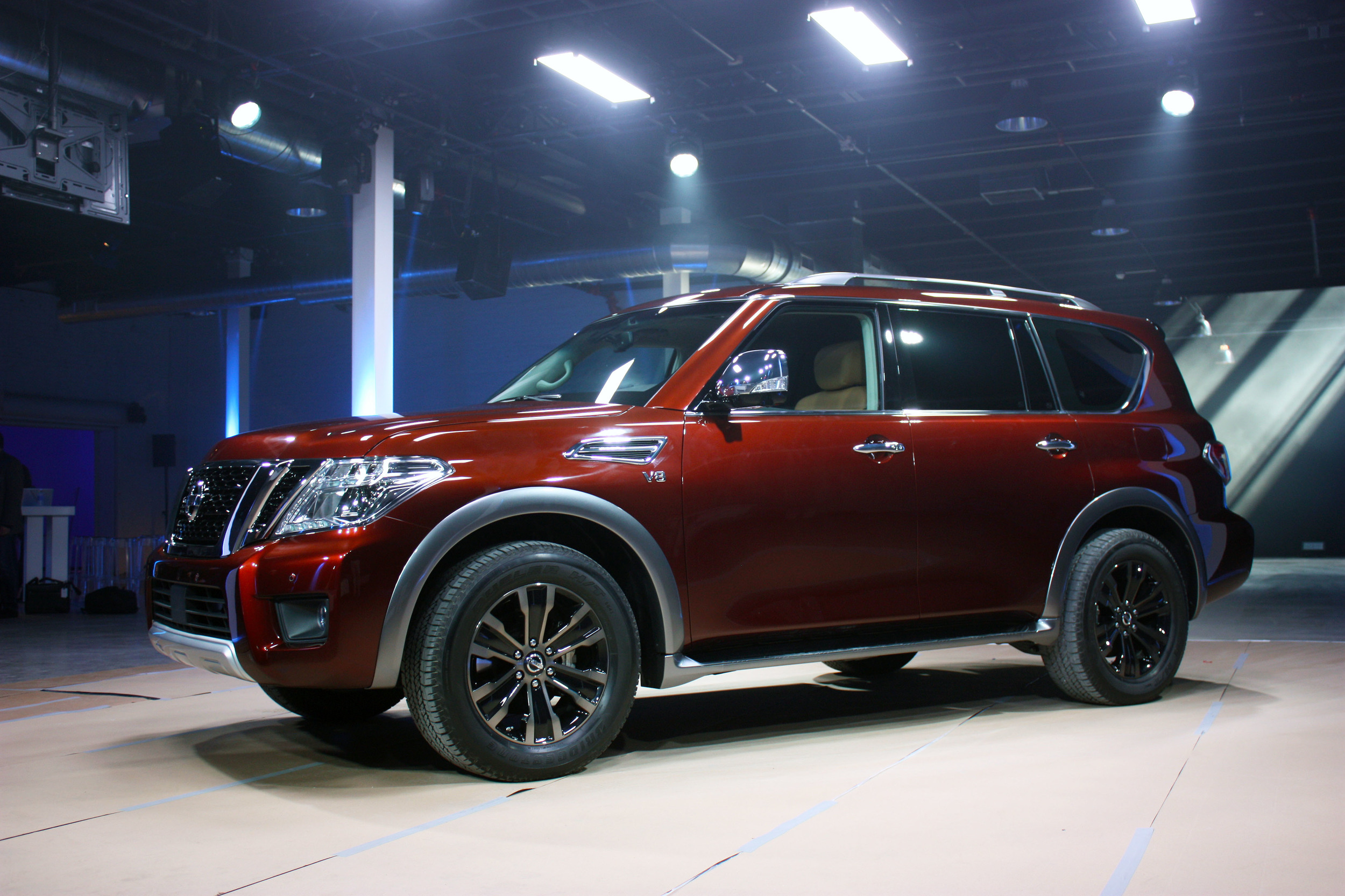 fate nissan xd news prevnext unknown model armada changes titan xterra gone