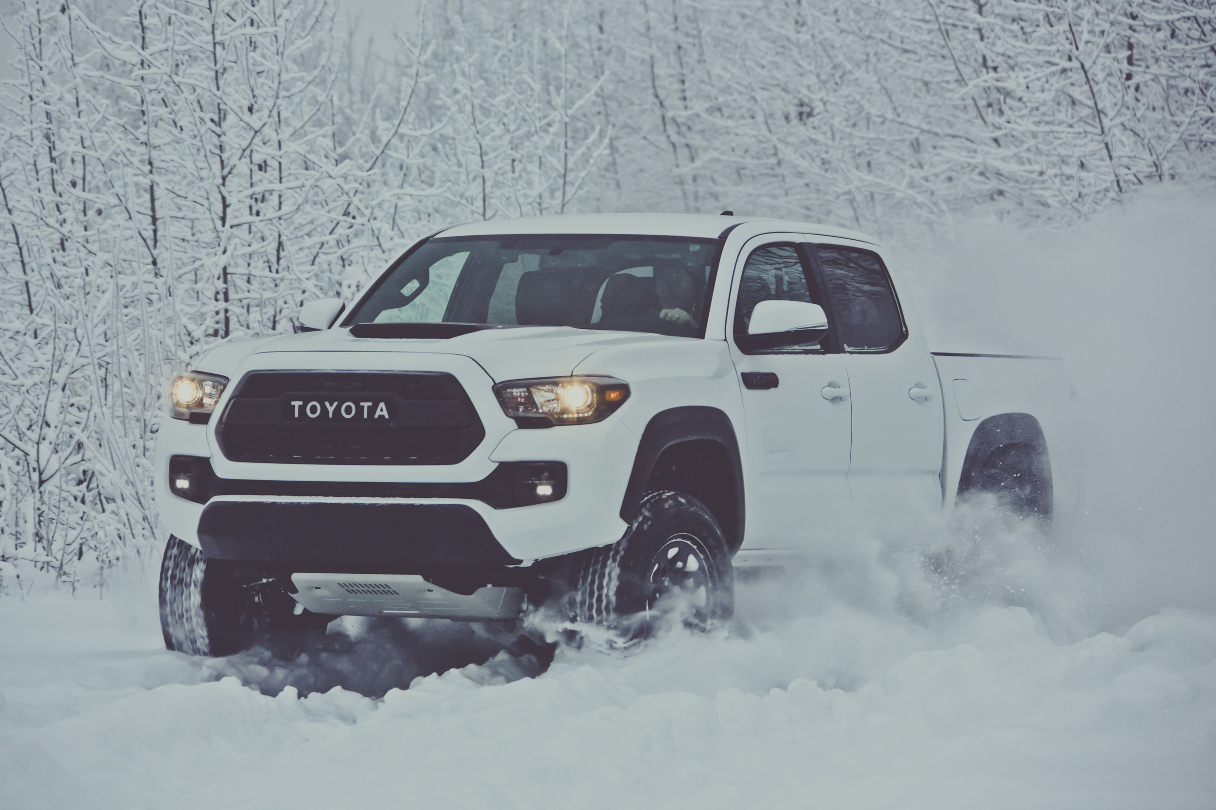 Toyota Tacoma TRD Pro Debuts At 2016 Chicago Auto Show