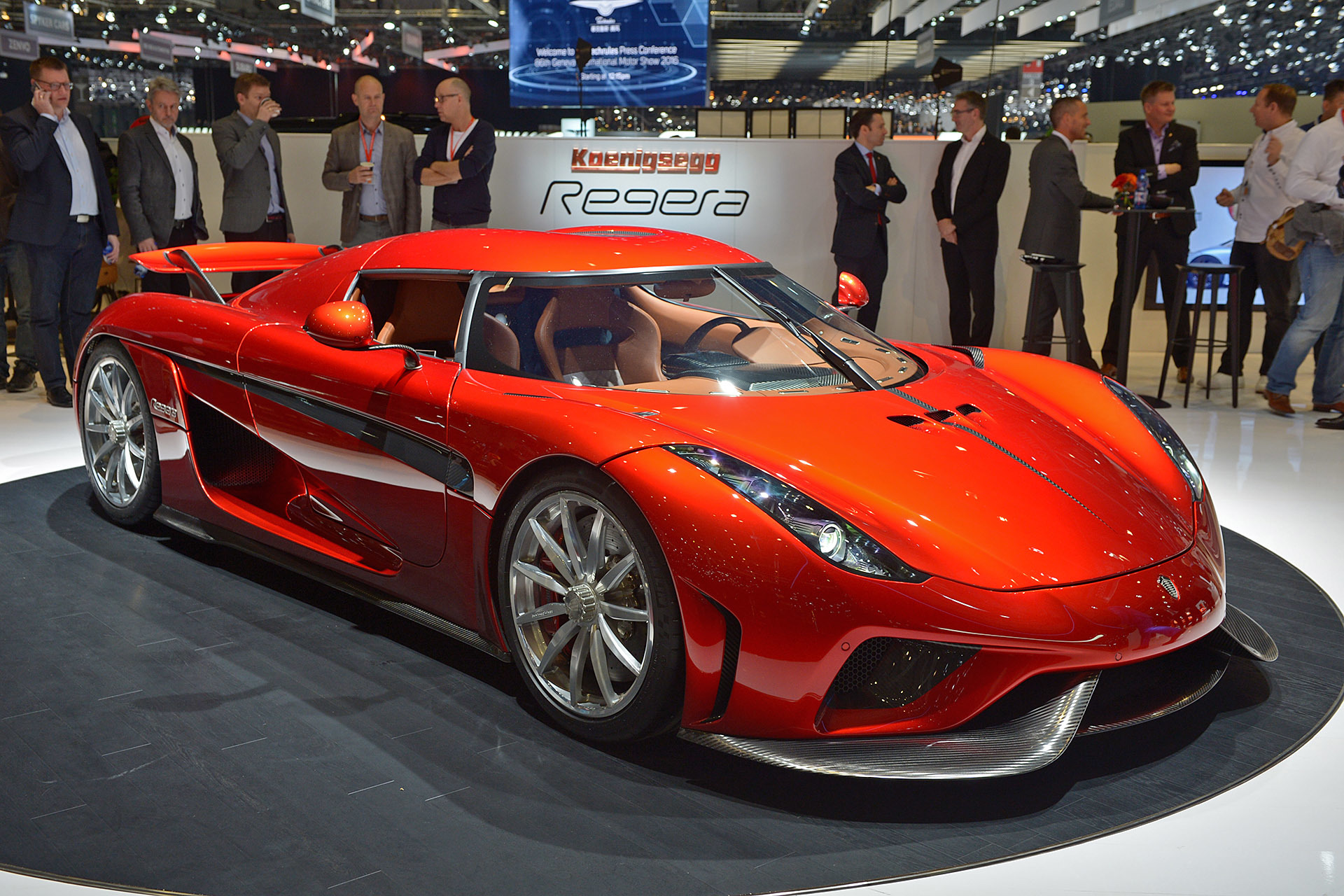 Koenigsegg Regera 2016 Dark Cars Wallpapers