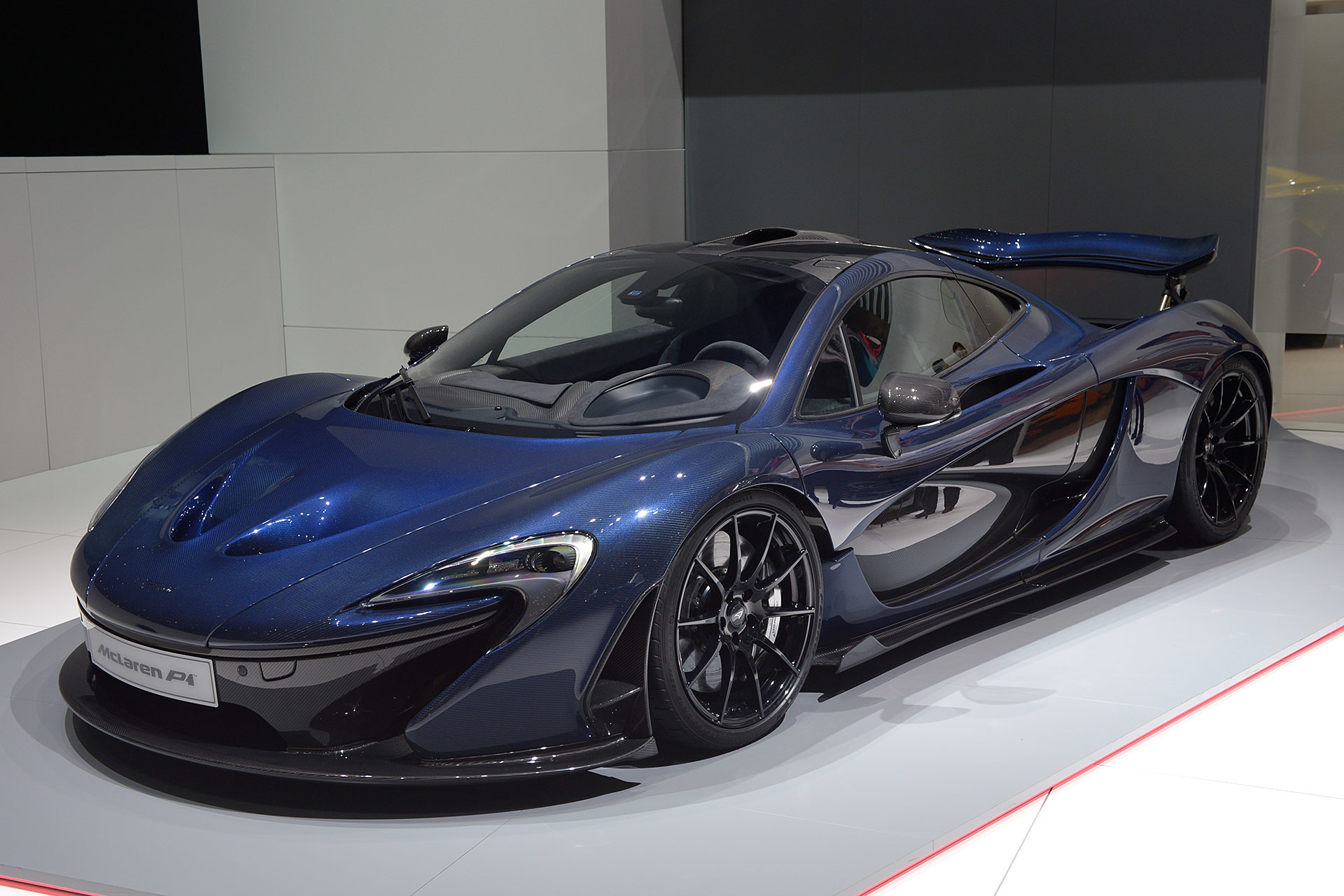 McLaren Photo Galleries - Autoblog