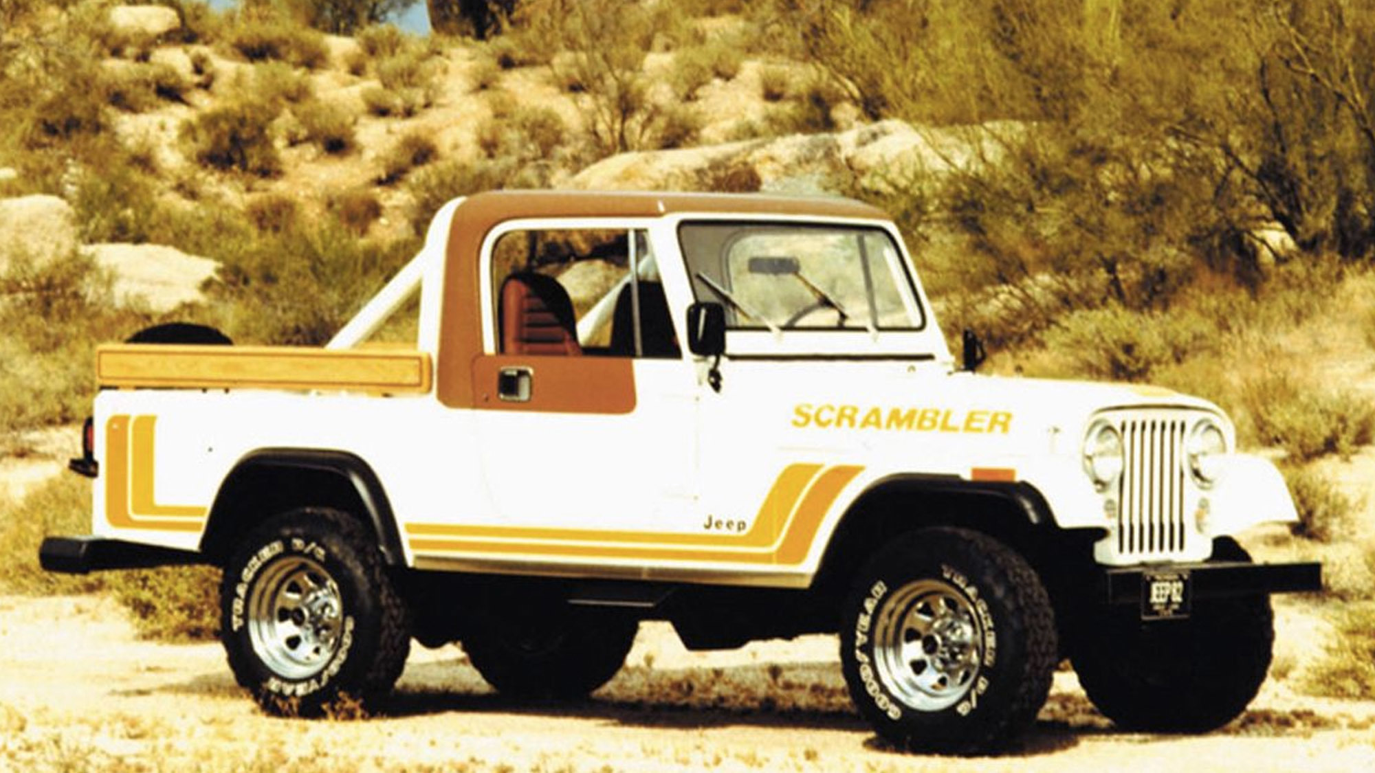 Pickups That Could Inspire Jeeps Return To The Segment Jeep Fc Concept Truck