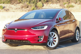 Daimler Dismantled Couple S Tesla Model X For Research