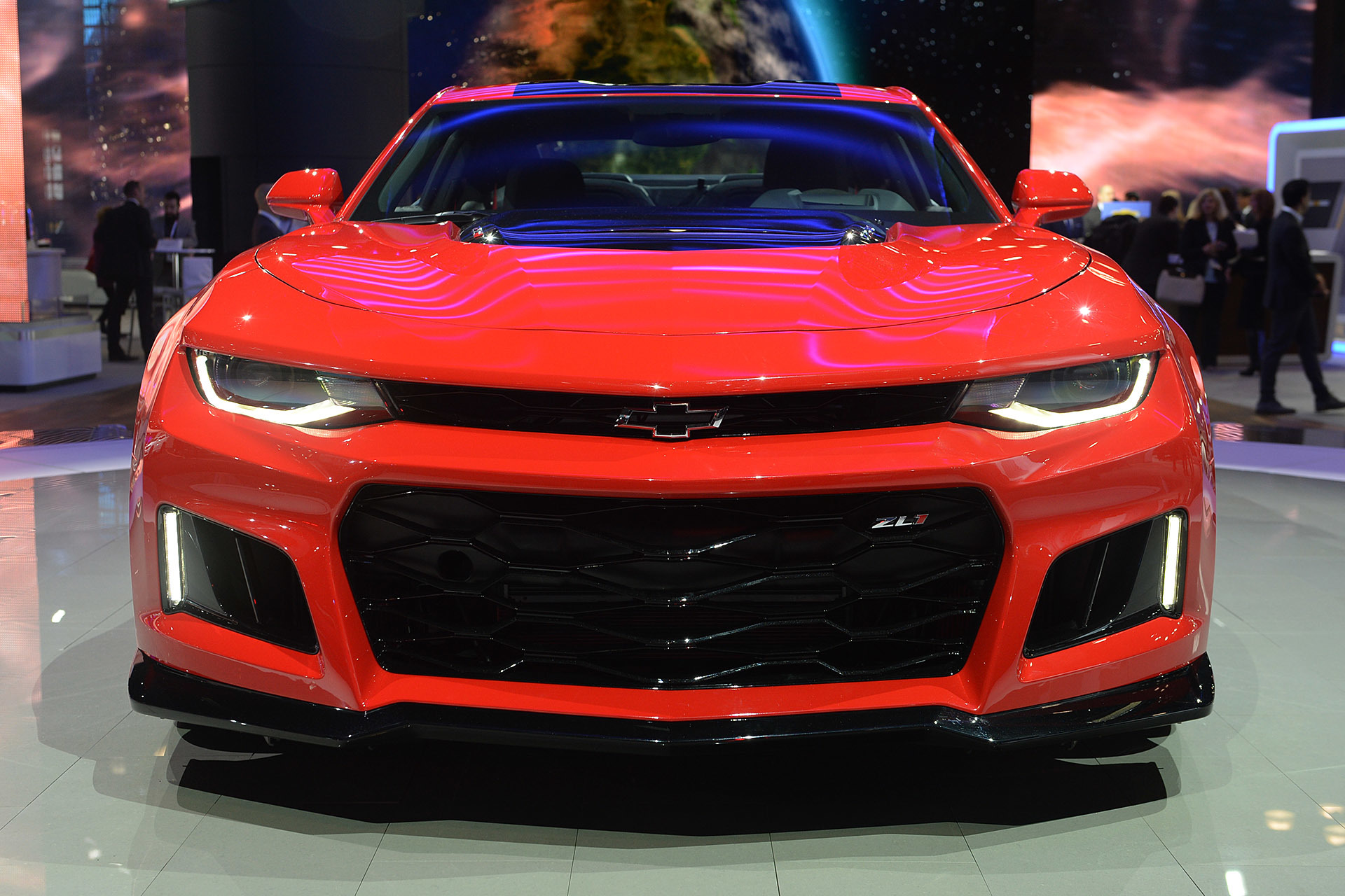 Chevrolet Camaro Zl1 2016 Dark Cars Wallpapers