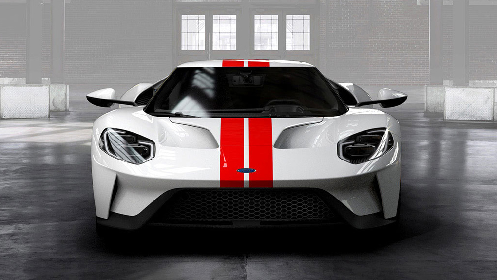 How Wed Spec A  Ford Gt