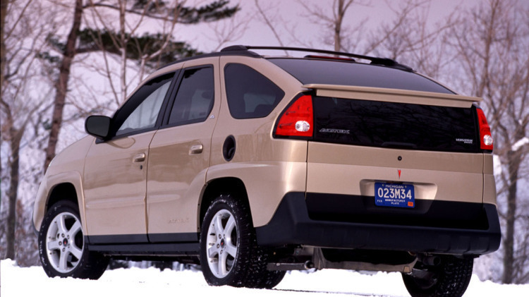 The Top 20 Dumbest Cars Of All Time