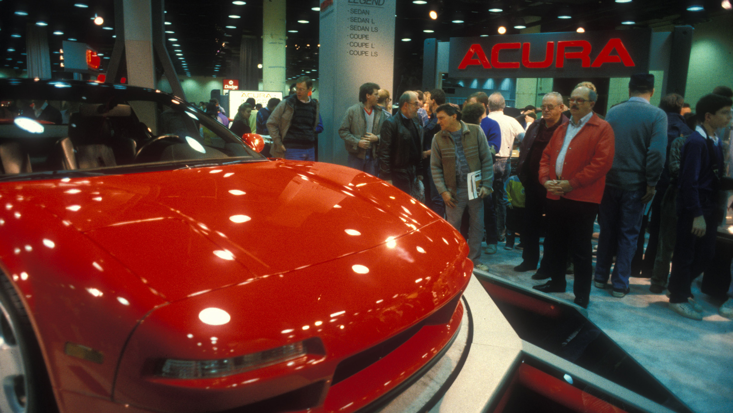 Cars That Defined The Acura Brand
