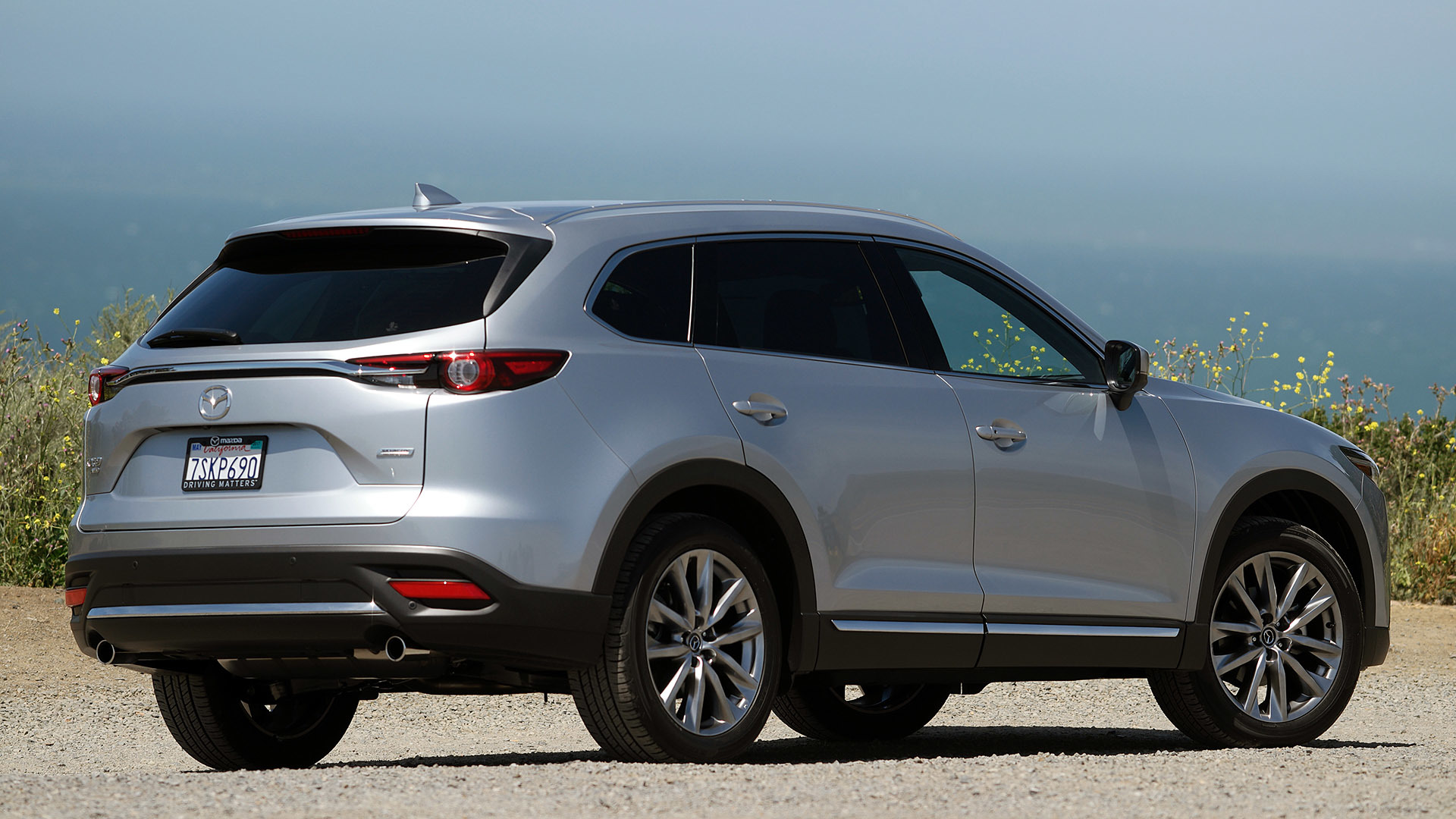 2016 mazda cx 9 officially revealed in la debuts with an all new skyactiv g 2. Black Bedroom Furniture Sets. Home Design Ideas