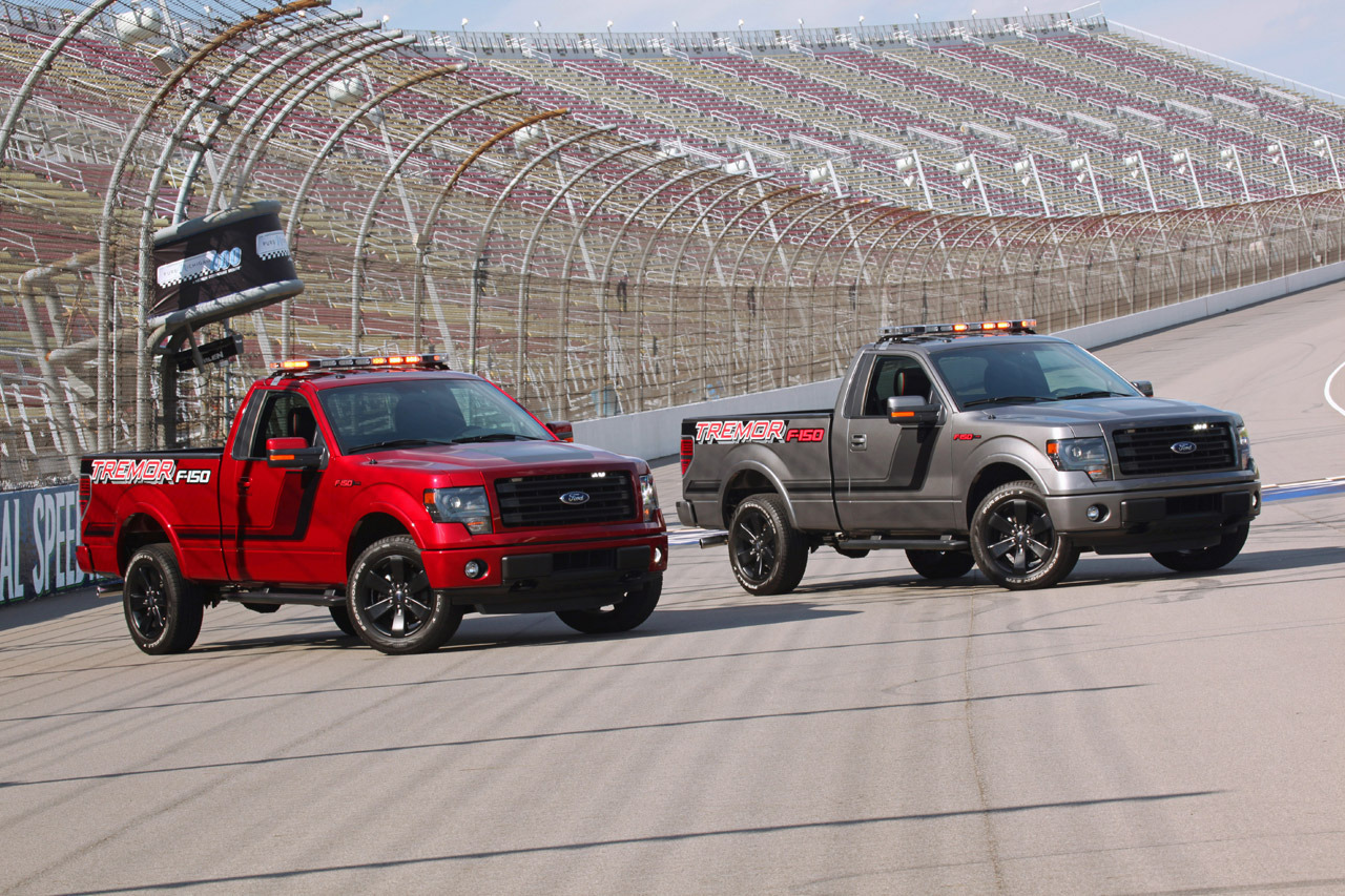 2014 Ford F 150 Tremor Pace Truck Gallery Autoblog