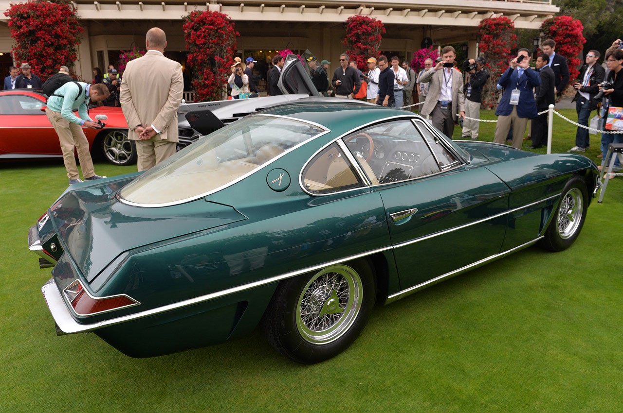 1963 Lamborghini 350 Gtv Monterey 2013 Photo Gallery