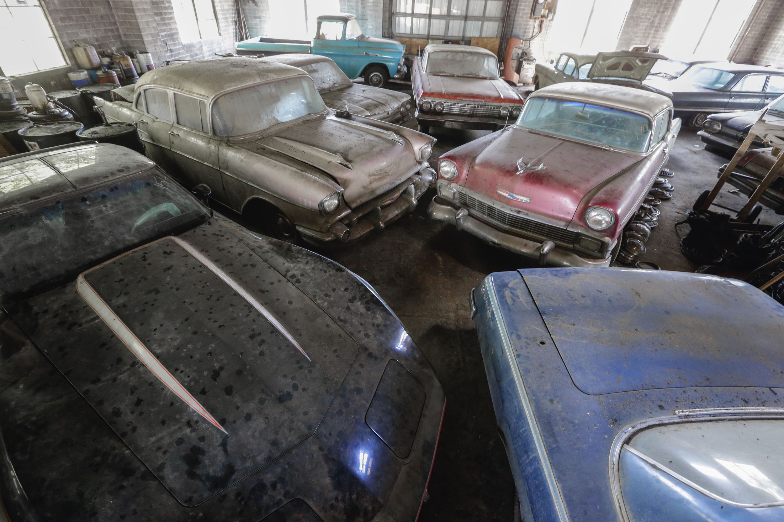 Vintage Chevy Collection: Nebraska Dealer Time Capsule Photo Gallery ...
