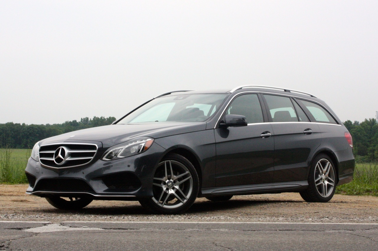2014 mercedes benz e350 wagon quick spin photo gallery for Mercedes benz e wagon