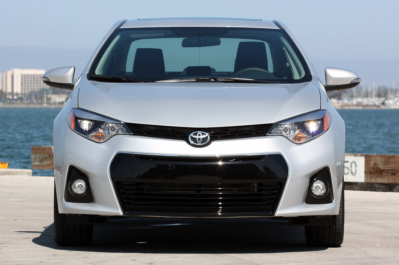 when is the oil change due for toyota corolla s 2014 autos post. Black Bedroom Furniture Sets. Home Design Ideas