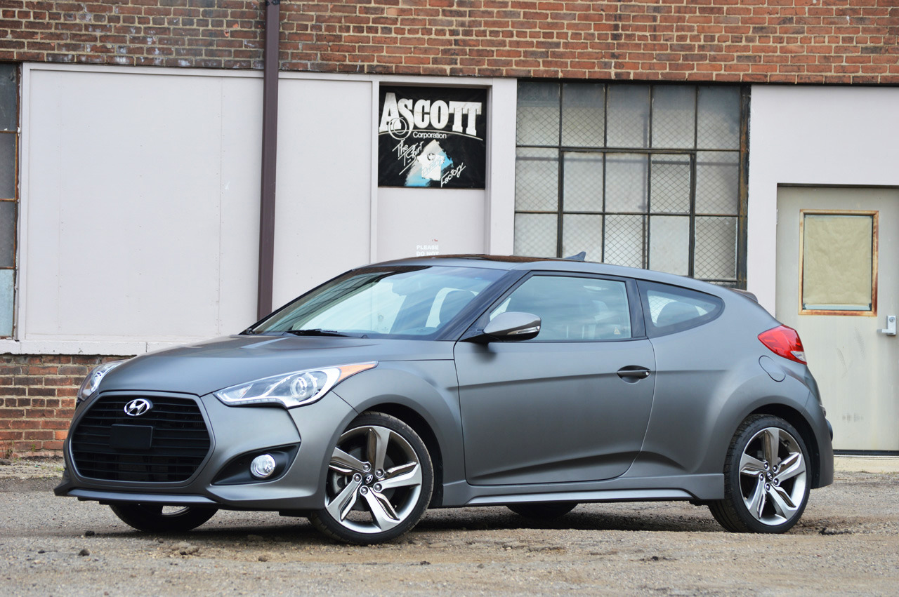 Long-Term 2013 Hyundai Veloster Turbo: July/August 2013 Photo ...