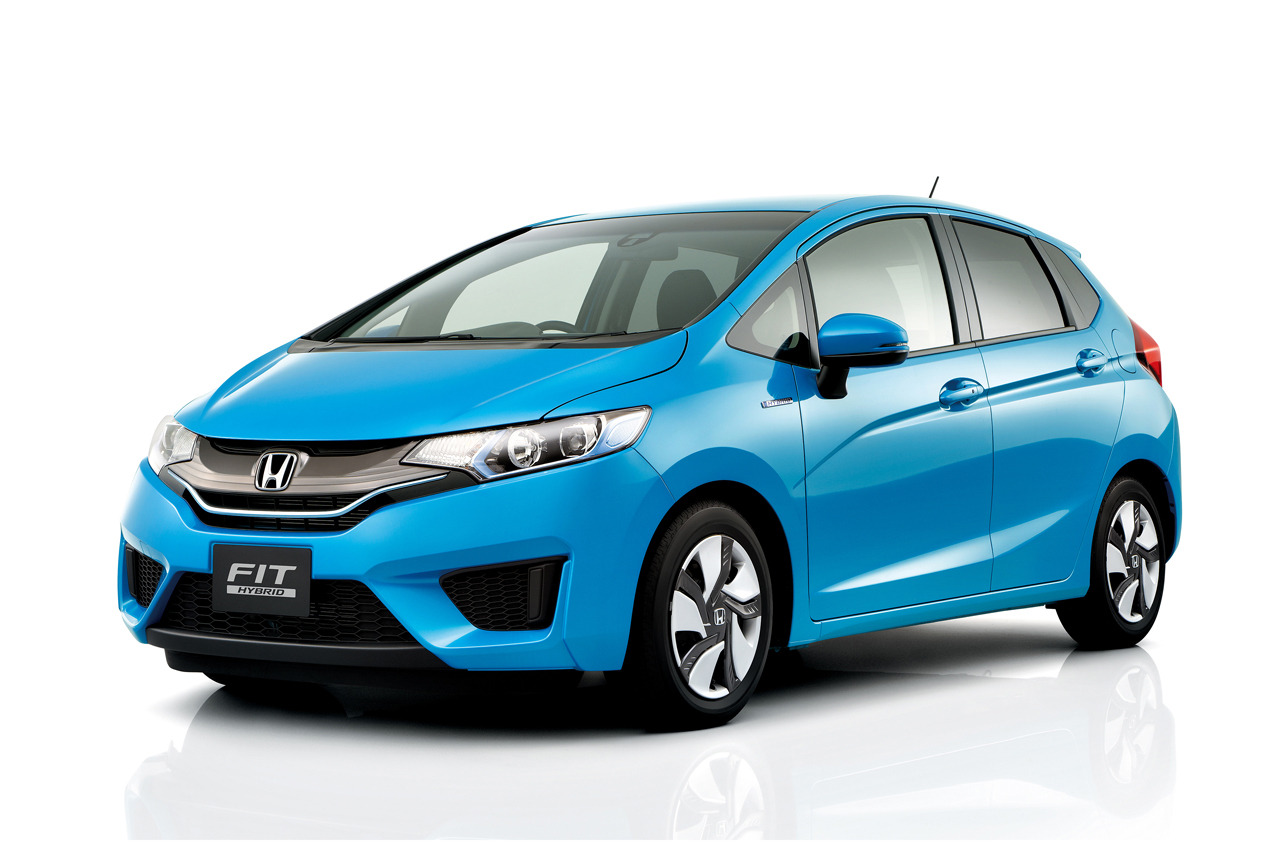 2015 honda fit hybrid photo gallery autoblog for Honda hybrid cars
