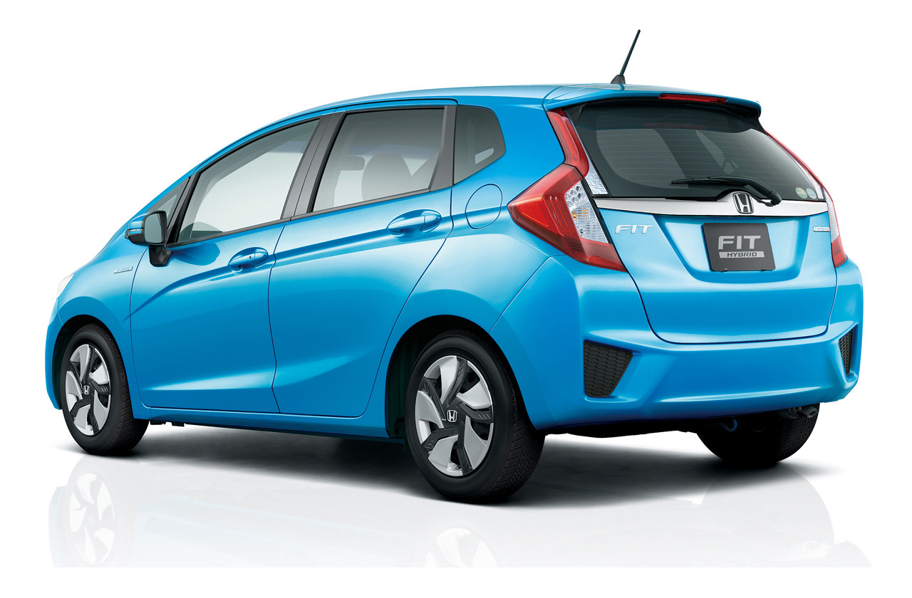 2015 Honda Fit Hybrid Photo Gallery - Autoblog