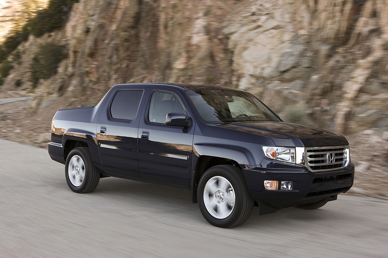 2014 honda ridgeline photos