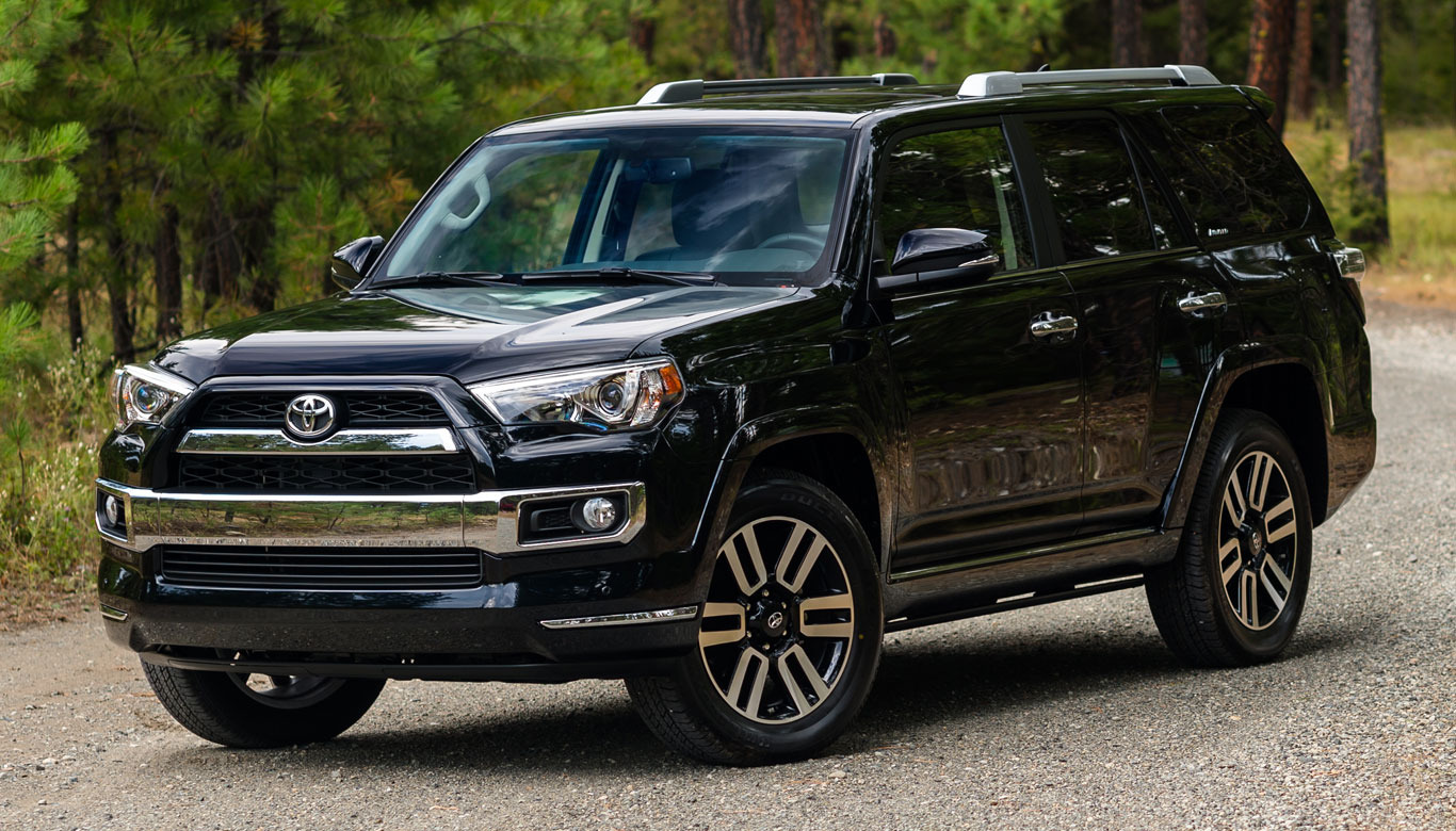 2014 toyota 4runner test drive. Black Bedroom Furniture Sets. Home Design Ideas