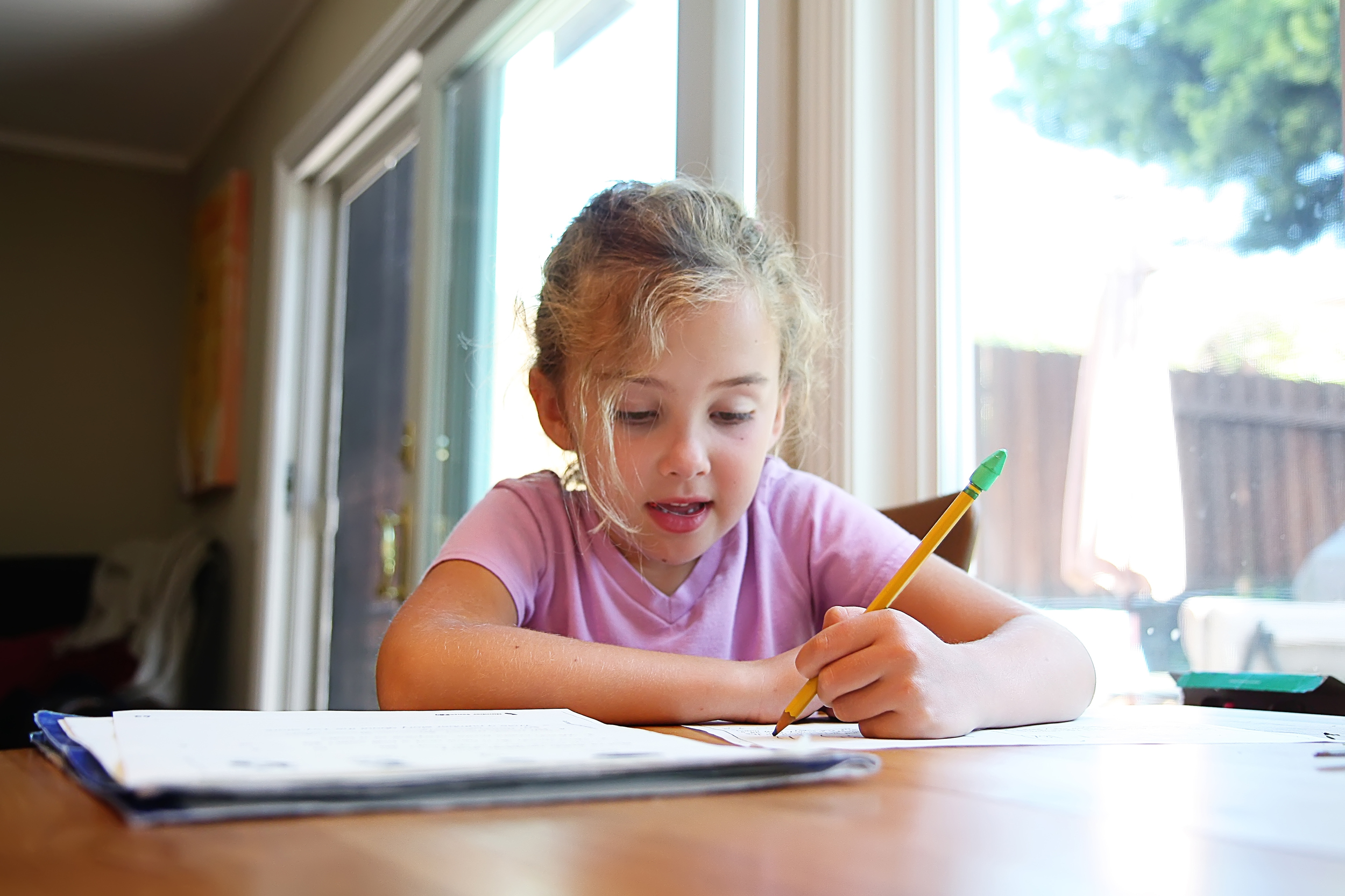 Help your kids get their work done with this homework tracker from our  friends at schoolfamily