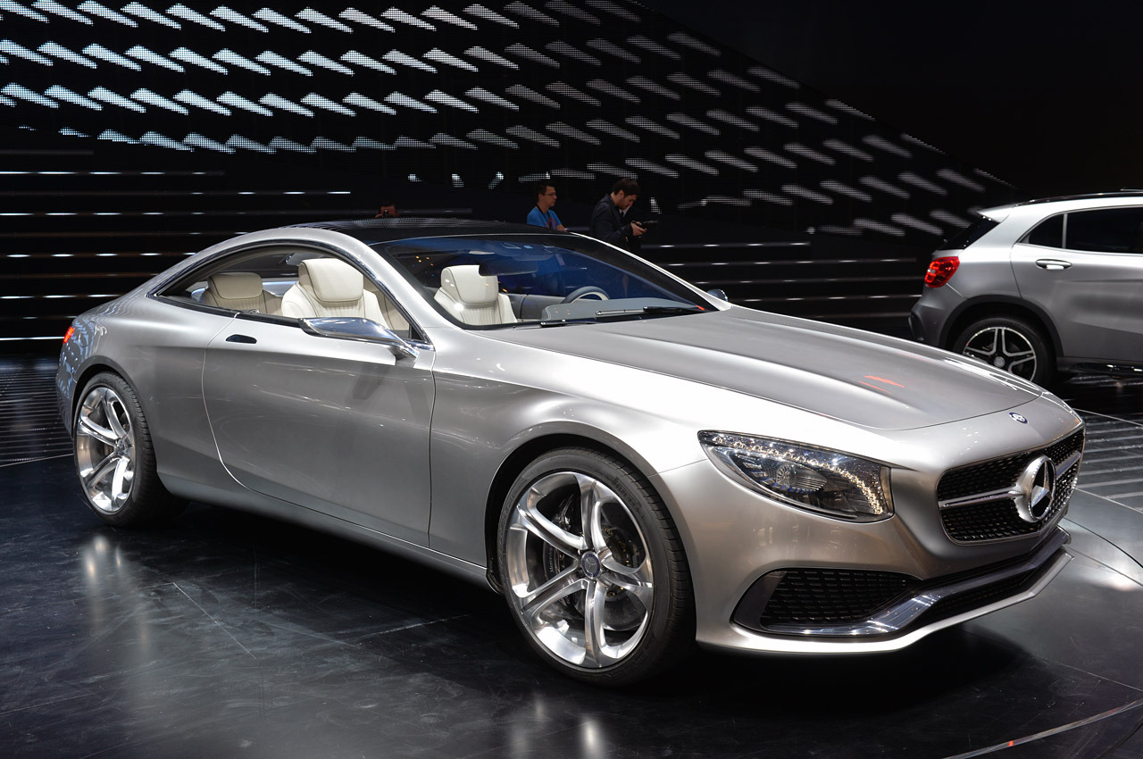mercedes benz s class coupe concept frankfurt 2013 photo gallery autoblog. Black Bedroom Furniture Sets. Home Design Ideas