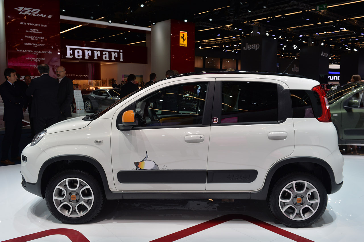 2013 fiat panda antartica frankfurt 2013 photo gallery autoblog. Black Bedroom Furniture Sets. Home Design Ideas
