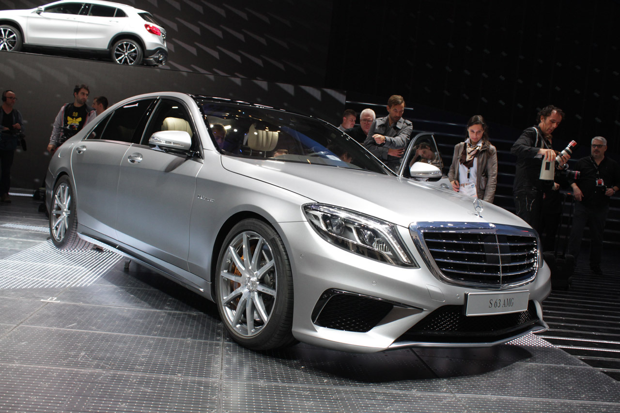 2014 mercedes benz s63 amg frankfurt 2013 photo gallery for 2013 mercedes benz s63
