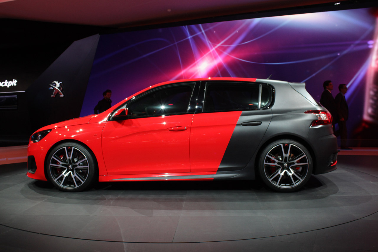 peugeot 308 r concept frankfurt 2013 photo gallery autoblog. Black Bedroom Furniture Sets. Home Design Ideas