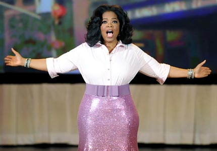 O my: Getting a plug from Oprah Winfrey can send your sales skyrocketing.